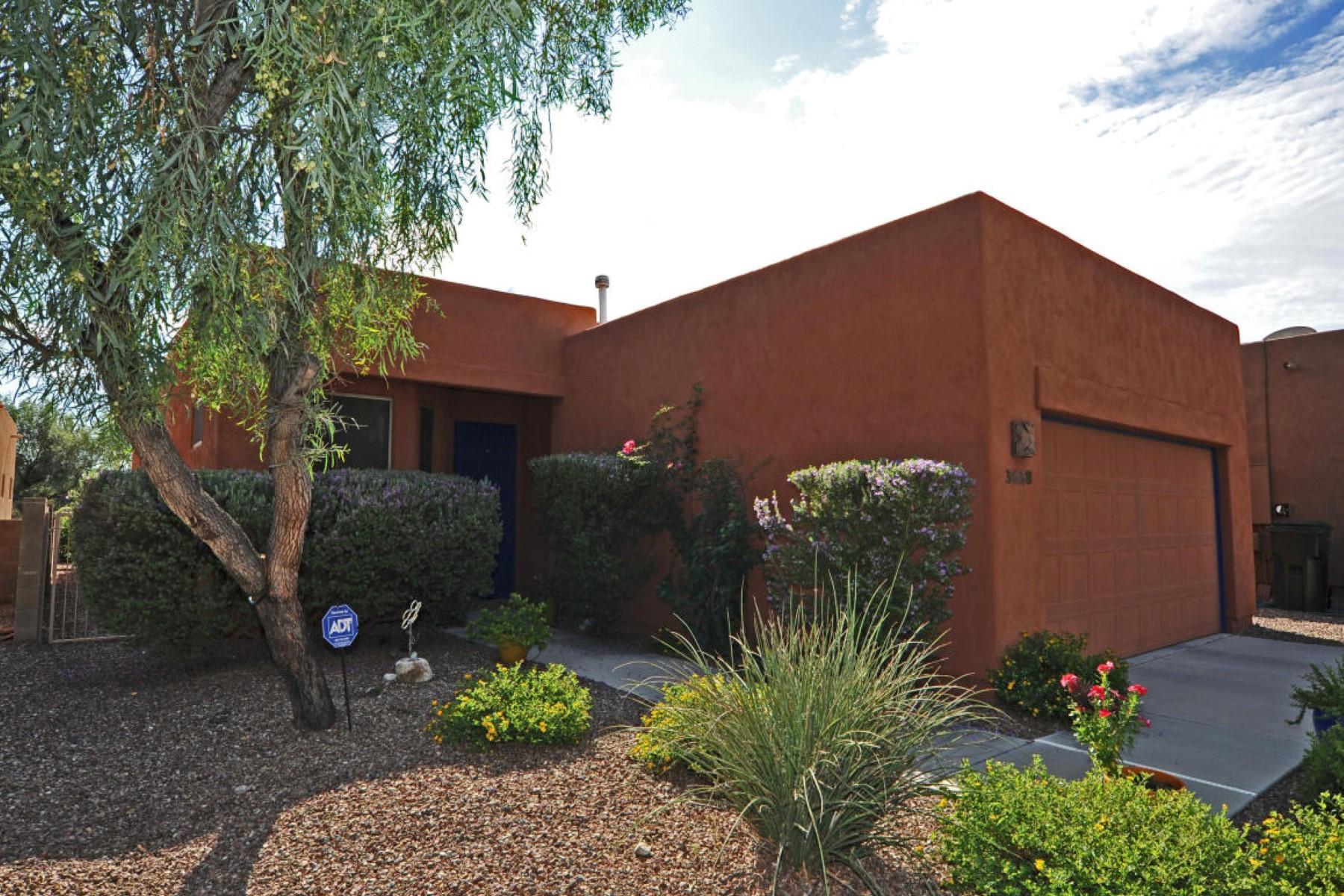 Maison unifamiliale pour l Vente à Rarely available in centrally located, gated Lanterra community 3638 N Sunterra Court Tucson, Arizona 85719 États-Unis