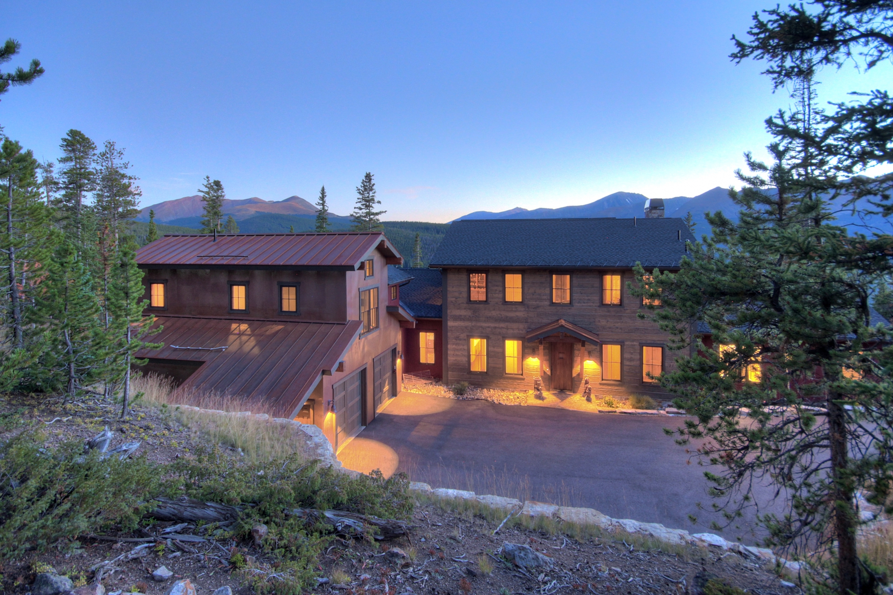Single Family Home for Sale at 388 Miners View Road Breckenridge, Colorado 80424 United States