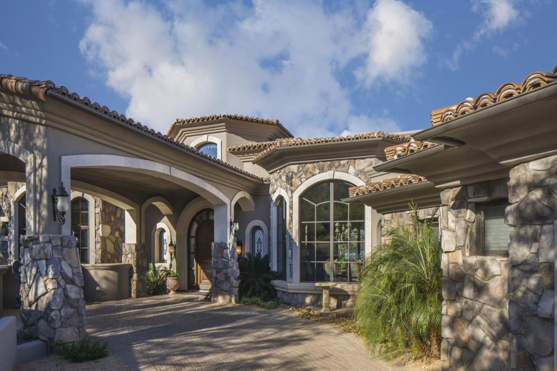 Property For Sale at Sophisticated custom designed home in the exclusive community of Estancia