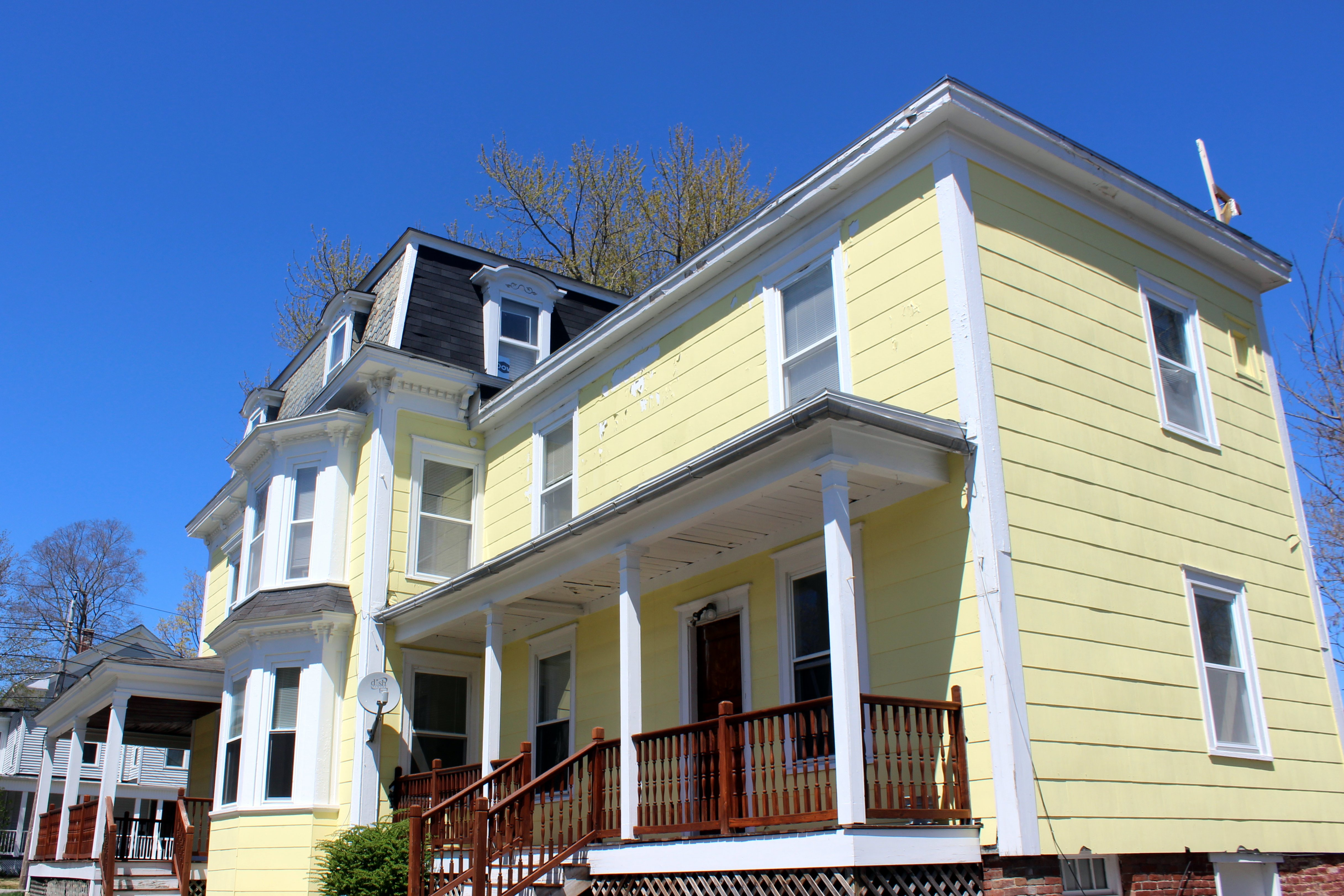 sales property at Beautiful Mansard Style Multi-Family