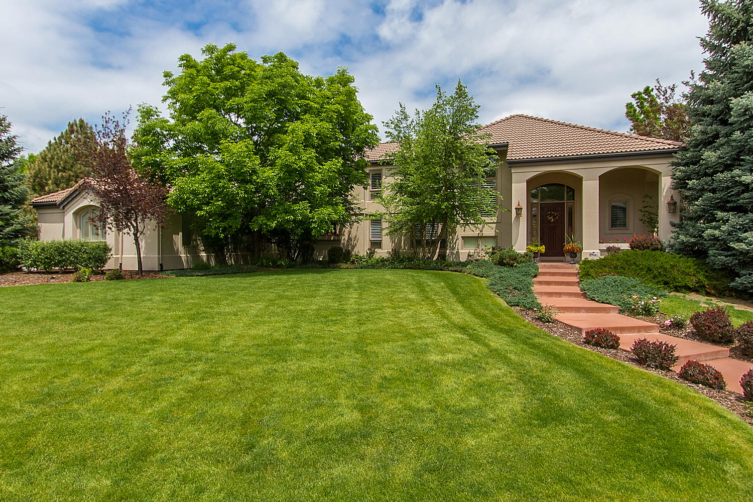 Single Family Home for Sale at Perfectly Poised Premium Site in The Preserve 5775 S Forest St Greenwood Village, Colorado, 80121 United States