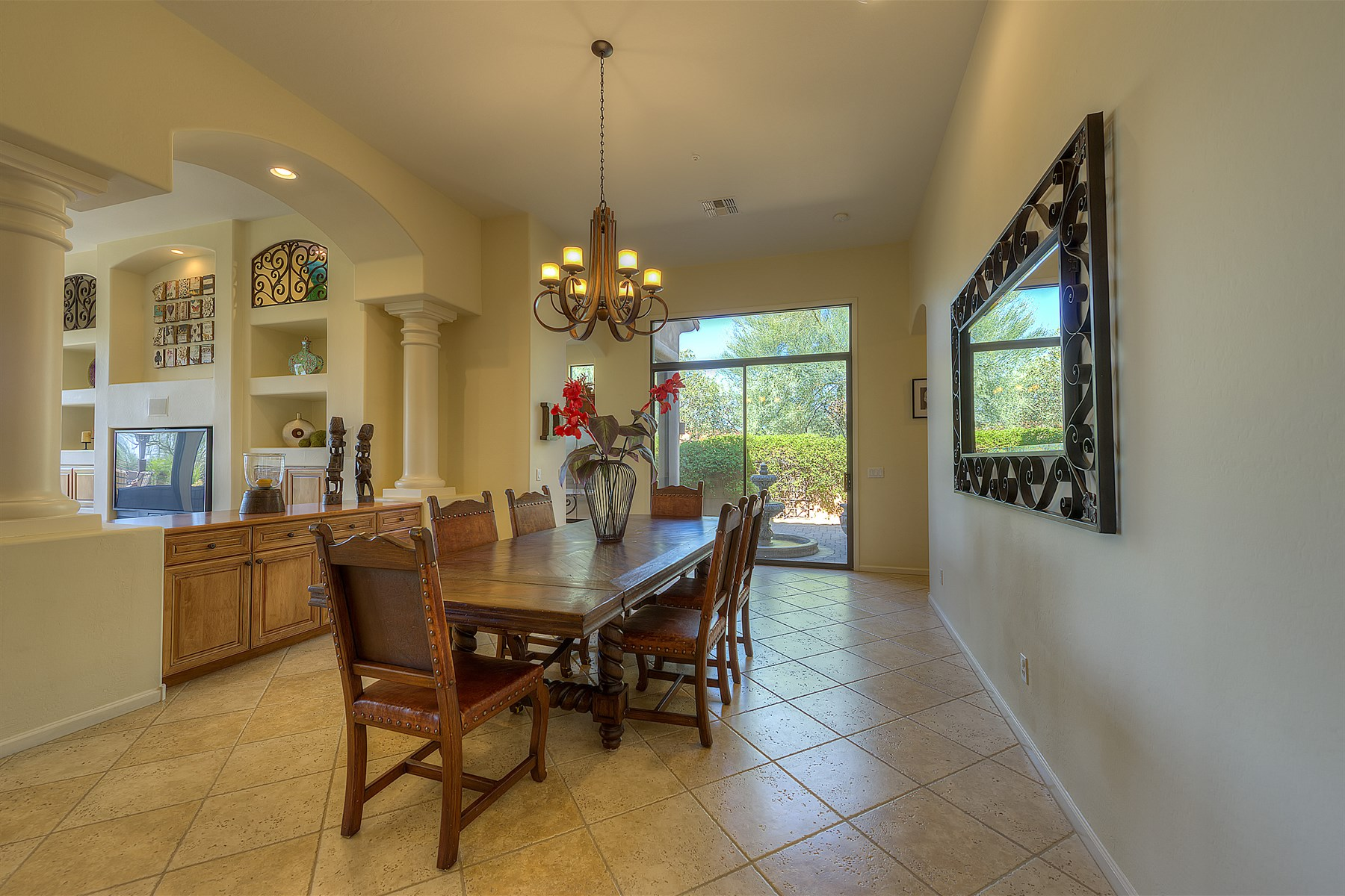 Property Of Gorgeously upgraded single level home with guest casita