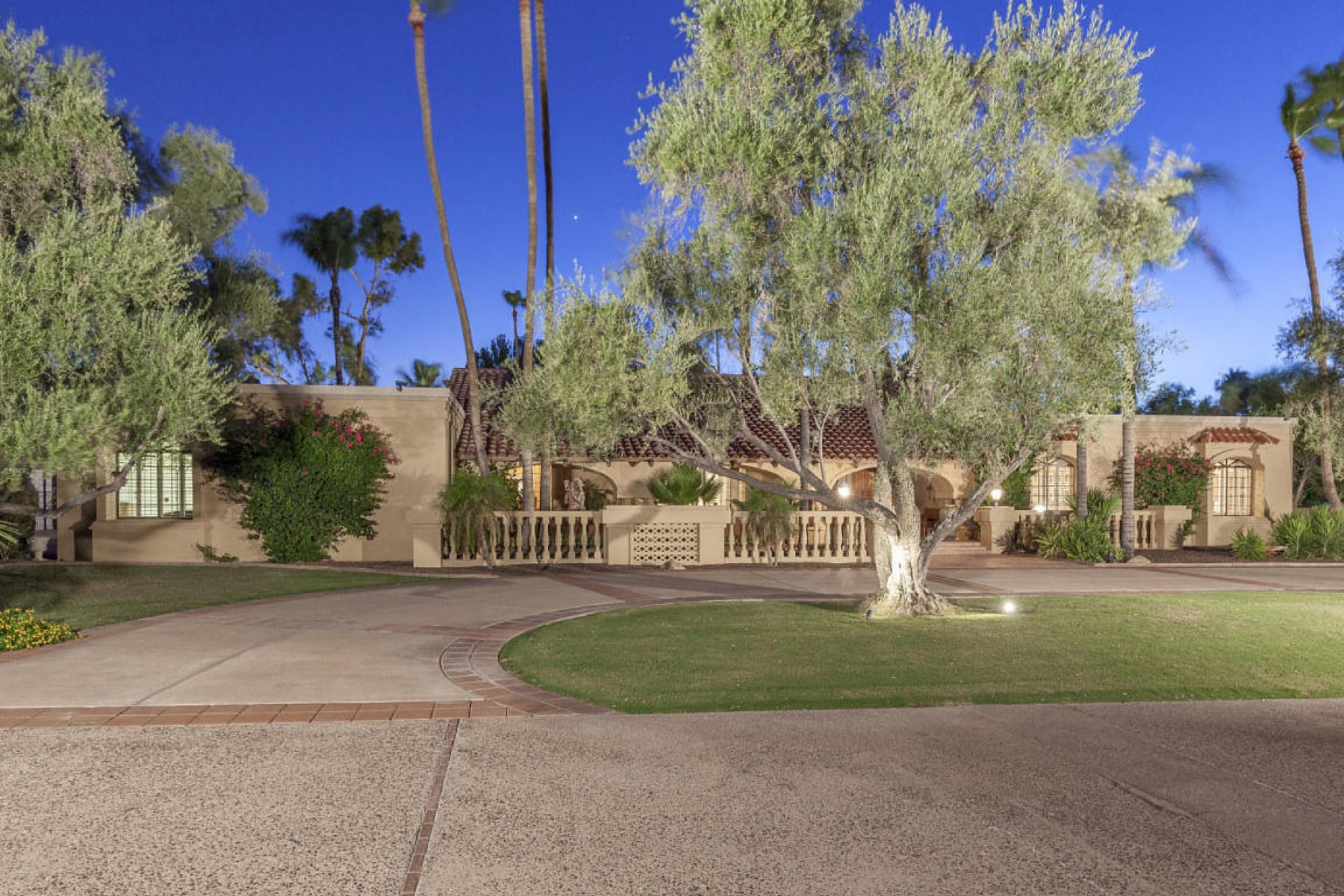 sales property at Classic example of Paradise Valley livable elegance.