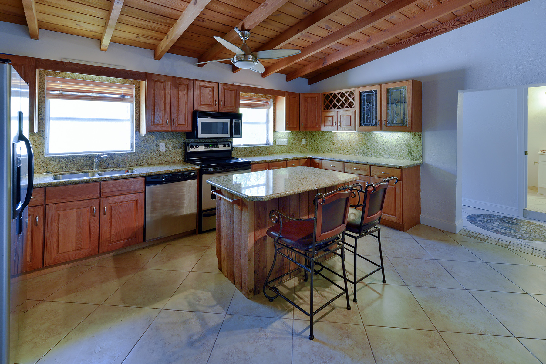 Single Family Home for Sale at Ground Level Canalfront Home 26 Jean La Fitte Drive Key Largo, Florida 33037 United States