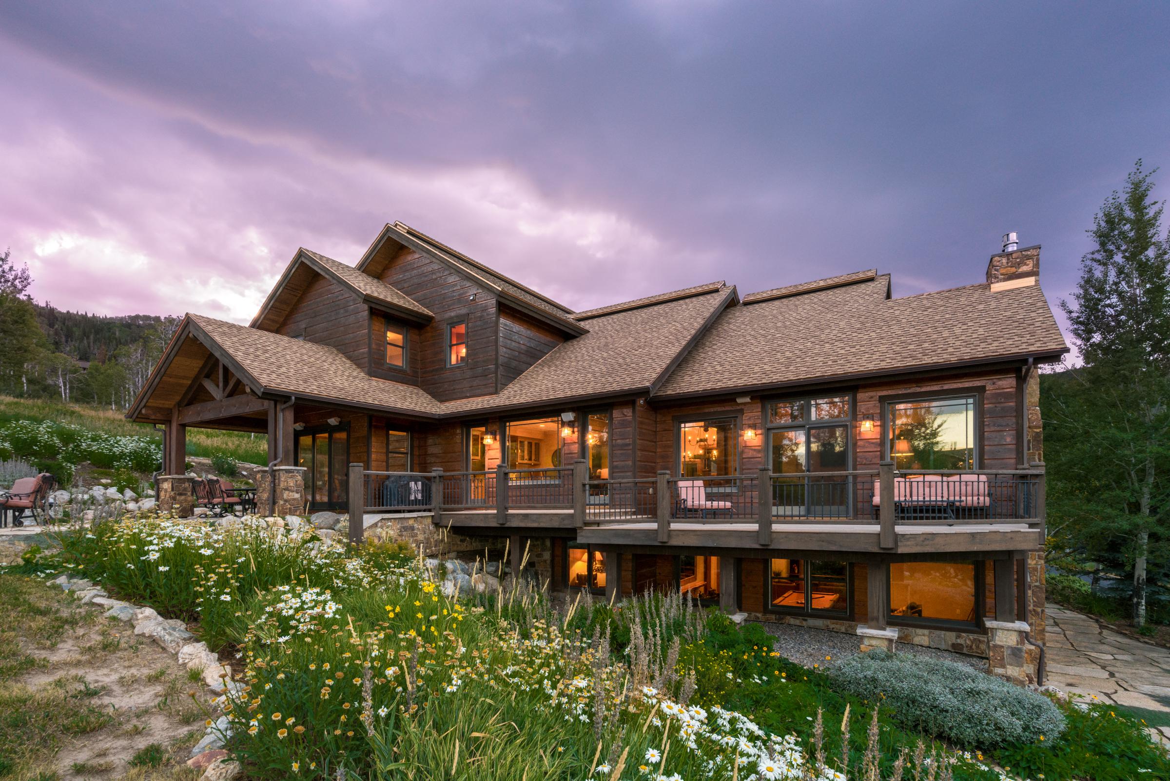 Einfamilienhaus für Verkauf beim Luxury at Dakota Ridge 31120 Countryside Road Steamboat Springs, Colorado, 80487 Vereinigte Staaten