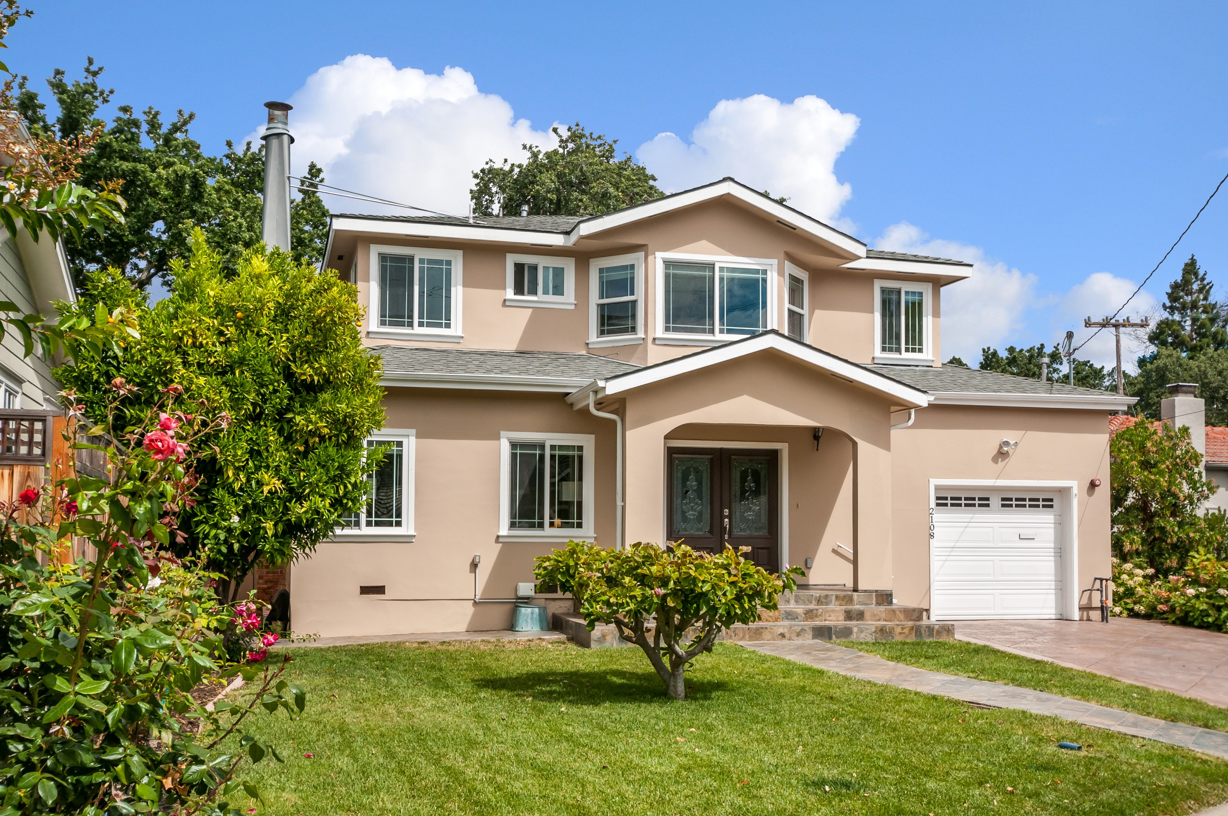 sales property at 2108 Eaton, San Carlos