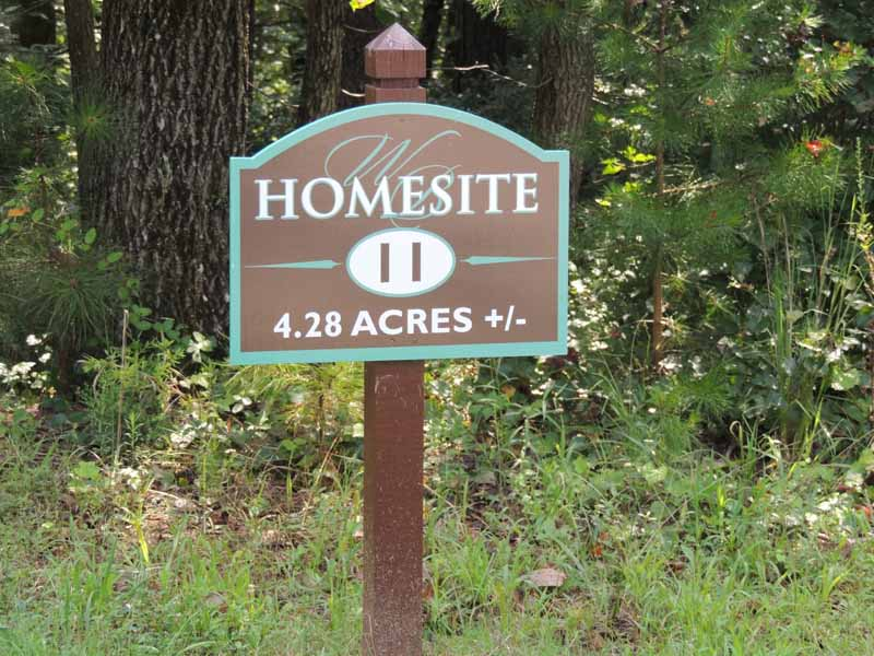 Property For Sale at Gated Estate Homesite