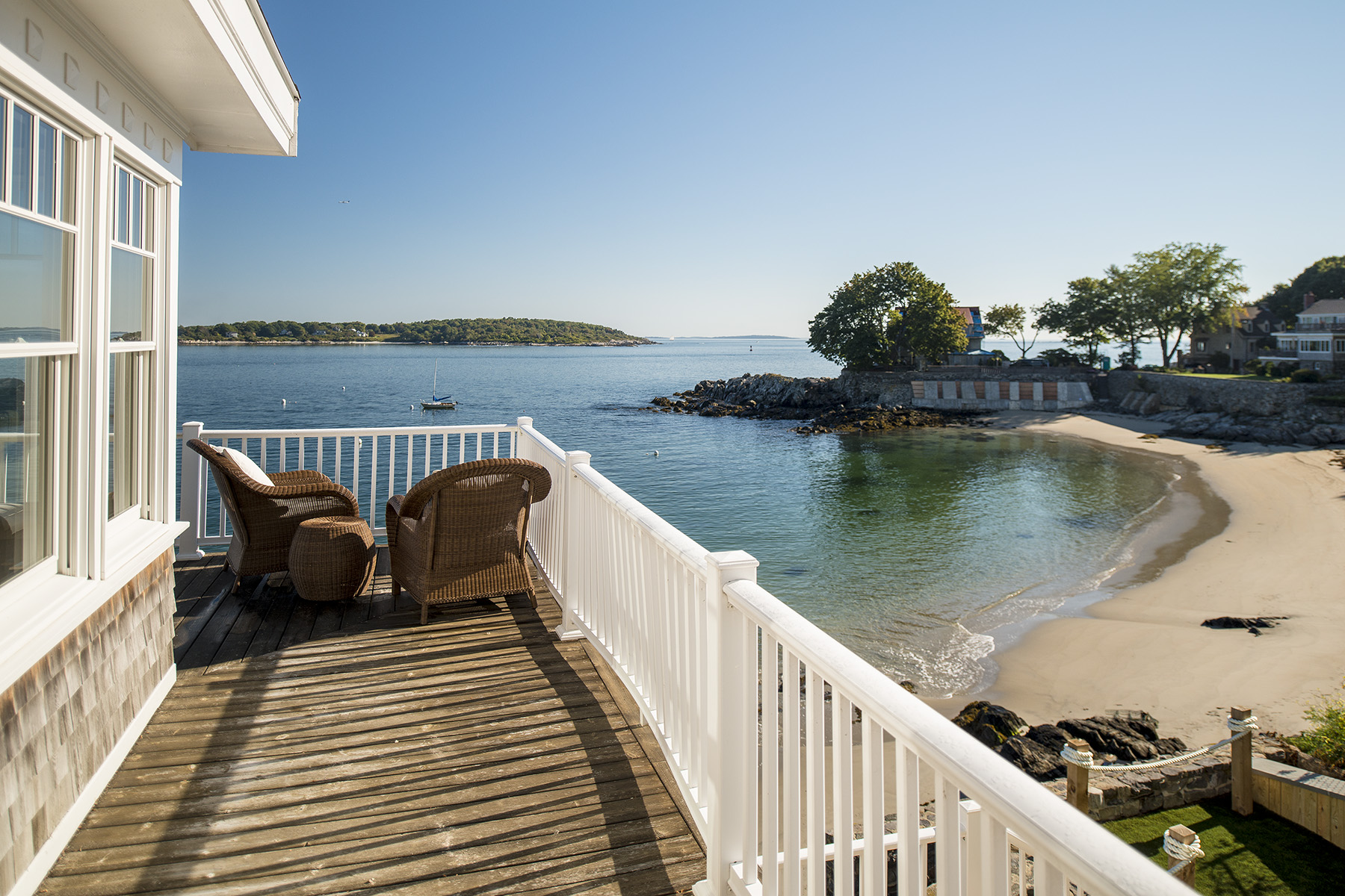 Single Family Home for Sale at 11 Birch Knolls Cape Elizabeth, Maine 04107 United States