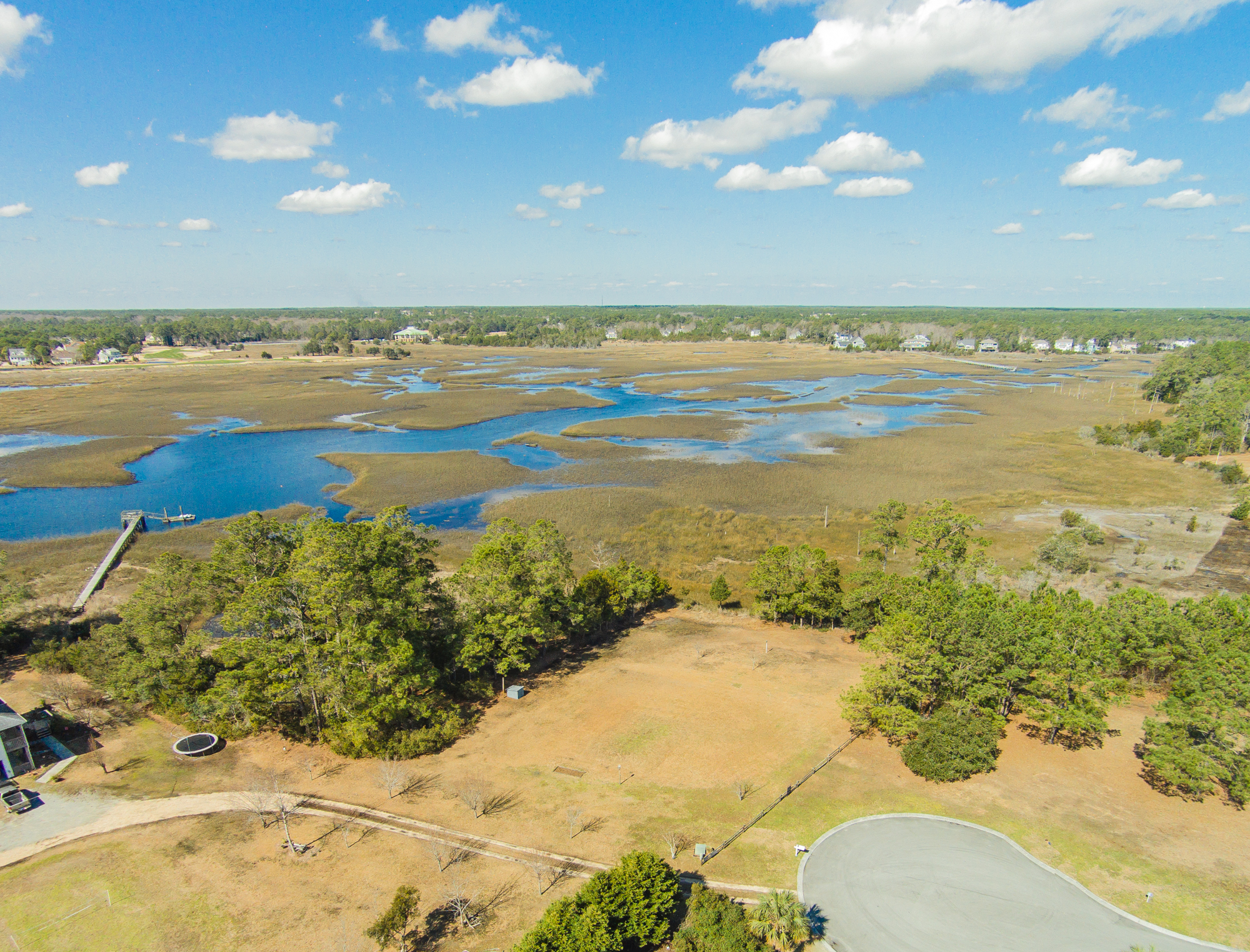 Land for Sale at Private One-of-a-Kind Lot 3391 Scupper Run SE Southport, North Carolina 28461 United States
