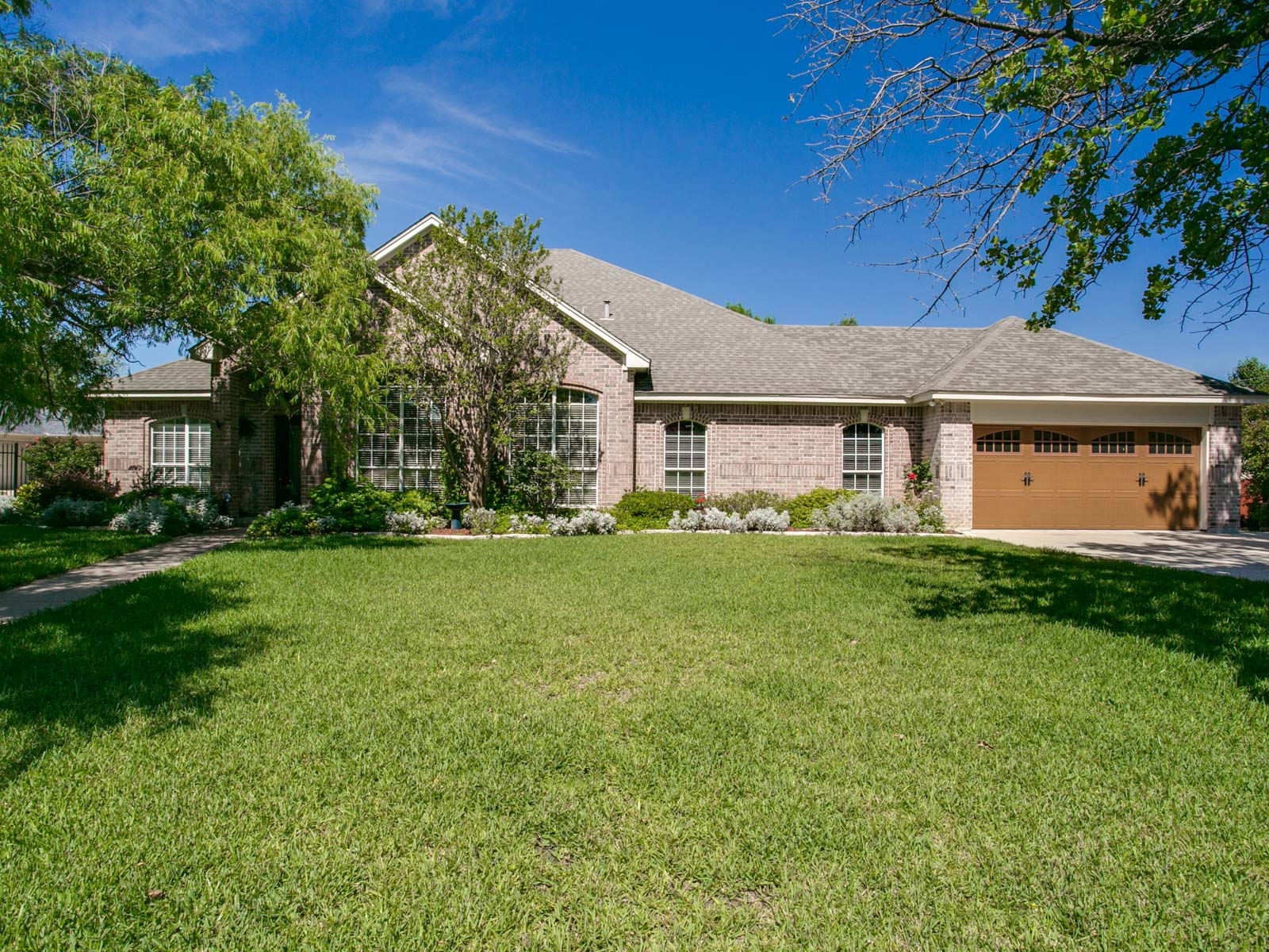 sales property at Beautiful One-Story in Grapevine-Colleyville ISD Boasts Fabulous Outdoor Living