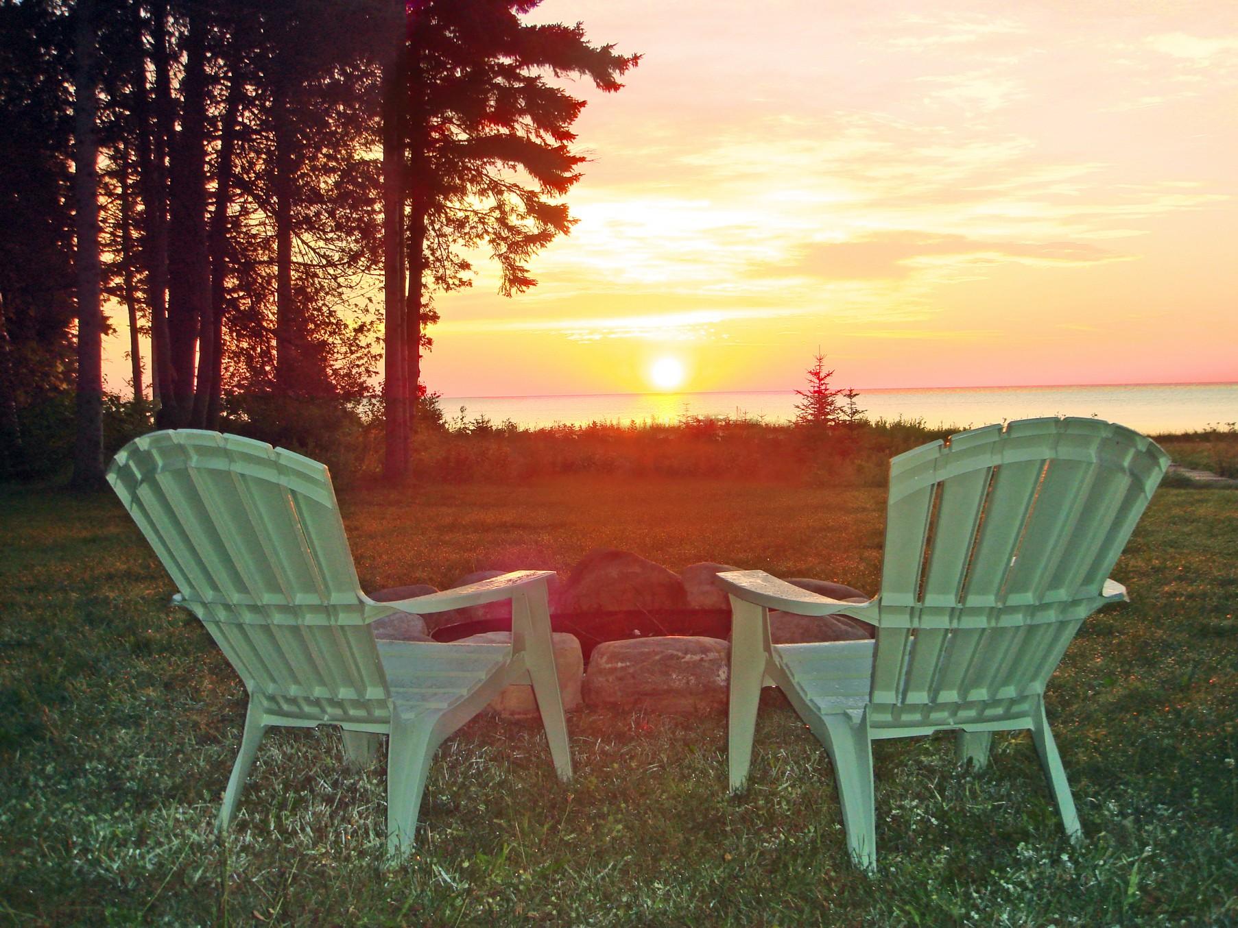土地 为 销售 在 35568 Jewel Drive 比弗岛, 密歇根州, 49782 美国