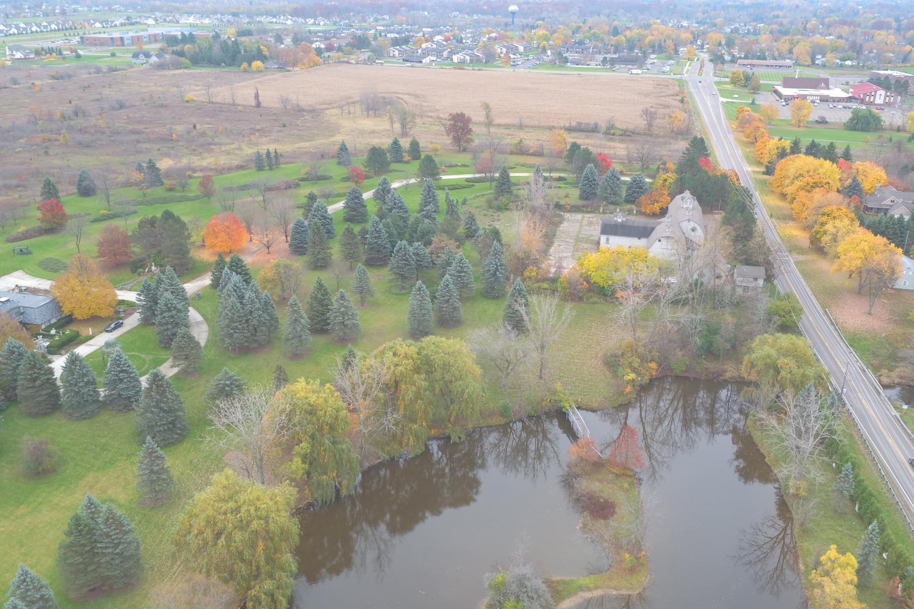 独户住宅 为 销售 在 Grand Blanc Township 6353 Belsay Raod Grand Blanc, 密歇根州, 48439 美国