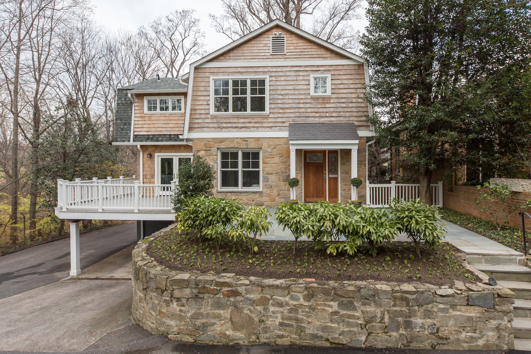Single Family Home for Sale at Chevy Chase Village 51 Lenox Street W Chevy Chase, Maryland 20815 United States