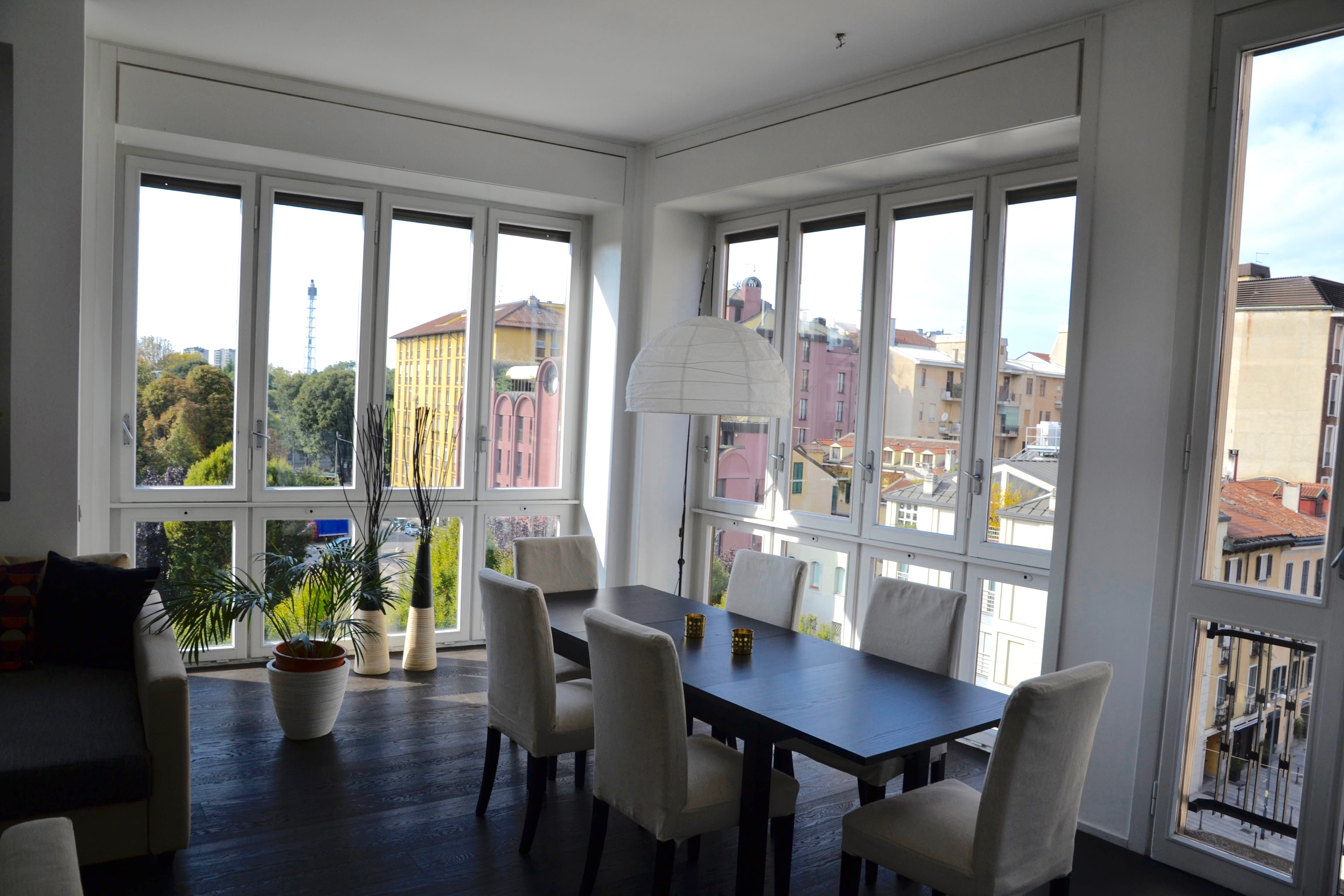 Apartment for Rent at Extremely bright apartament in the heart of Milan Via Tessa Milano, Milan 20121 Italy