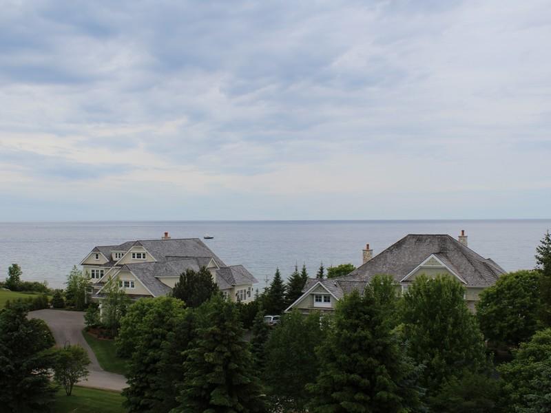 Condominium for Sale at Top Floor Water View Condominium 4200 Main Street Unit #10 Bay Harbor, Michigan 49770 United States