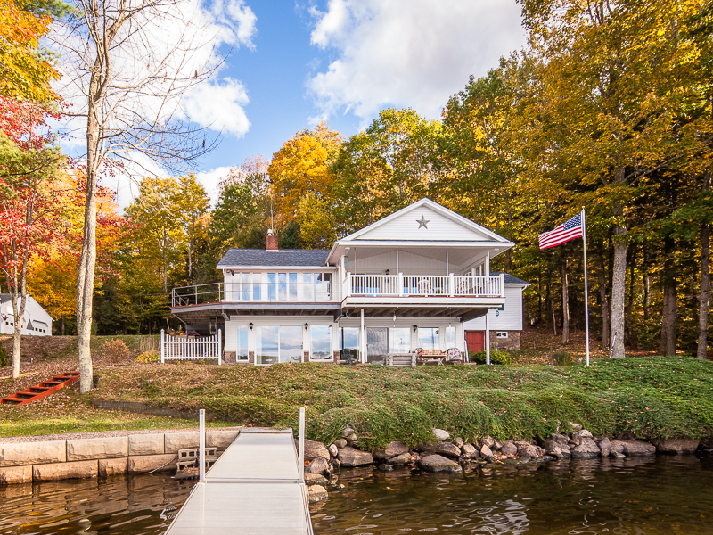 Single Family Home for Sale at 8-1 Hummingbird Way Richmond, Maine, 04357 United States