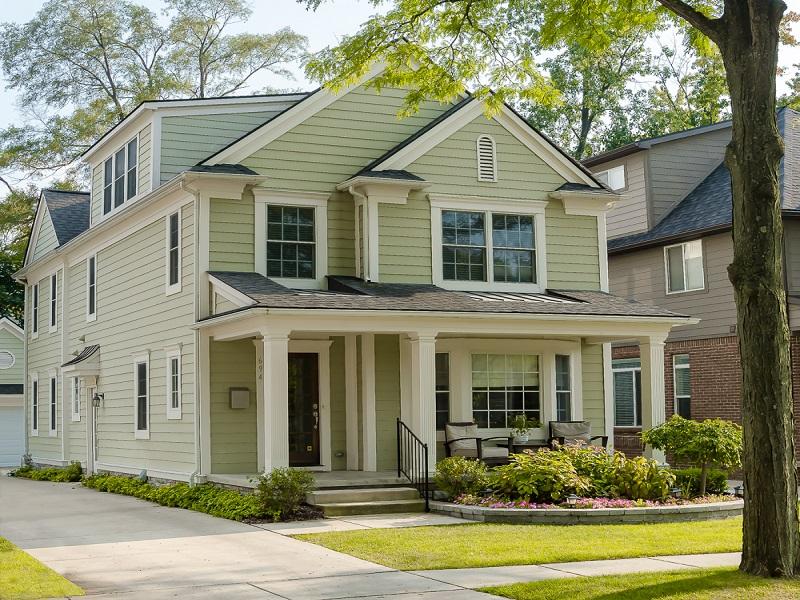 Nhà ở một gia đình vì Bán tại Birmingham 694 Chapin Birmingham, Michigan 48009 Hoa Kỳ