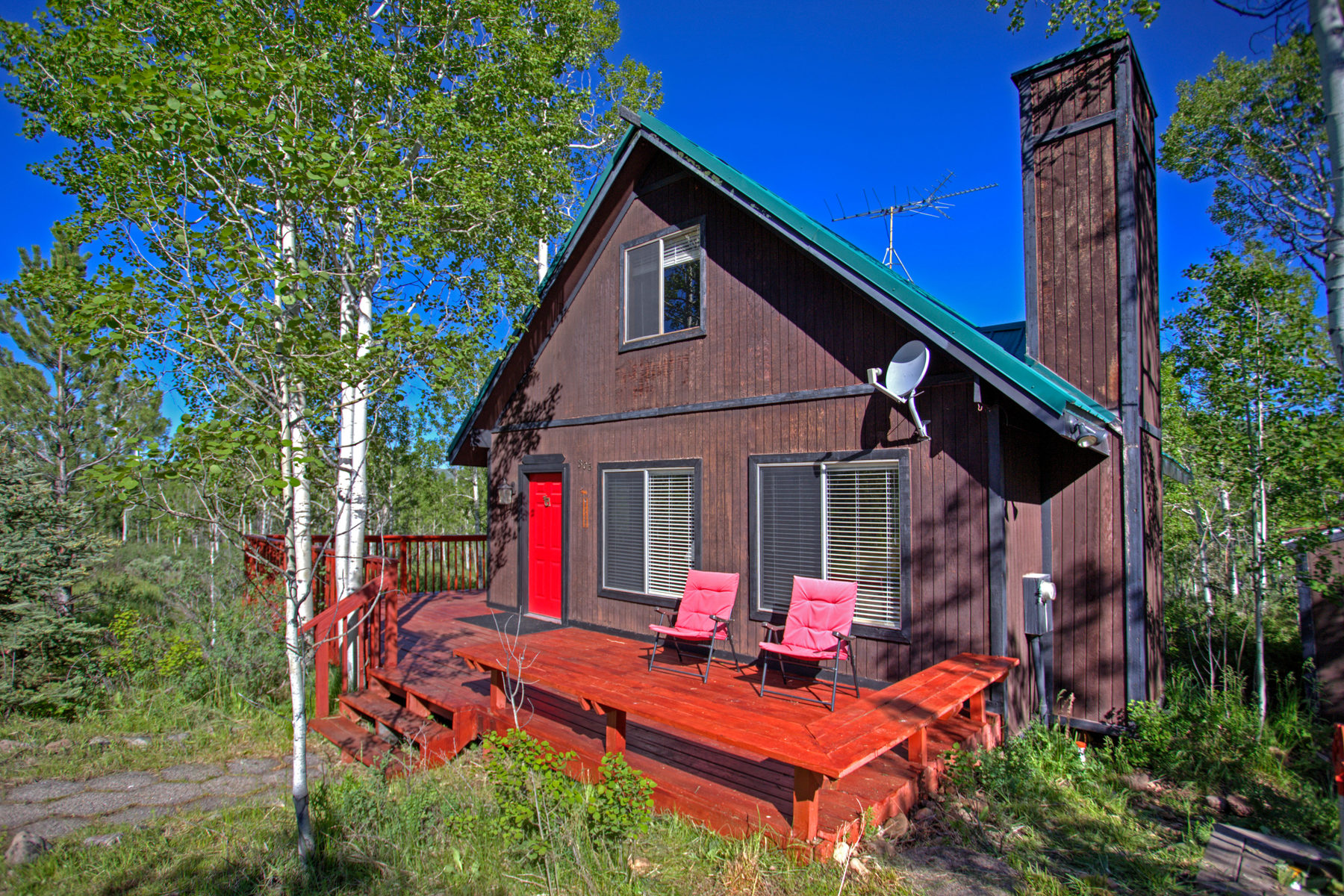 Villa per Vendita alle ore Nice and Tidy Cozy cabin in the aspens 305 Ashley Court Oakley, Utah 84055 Stati Uniti
