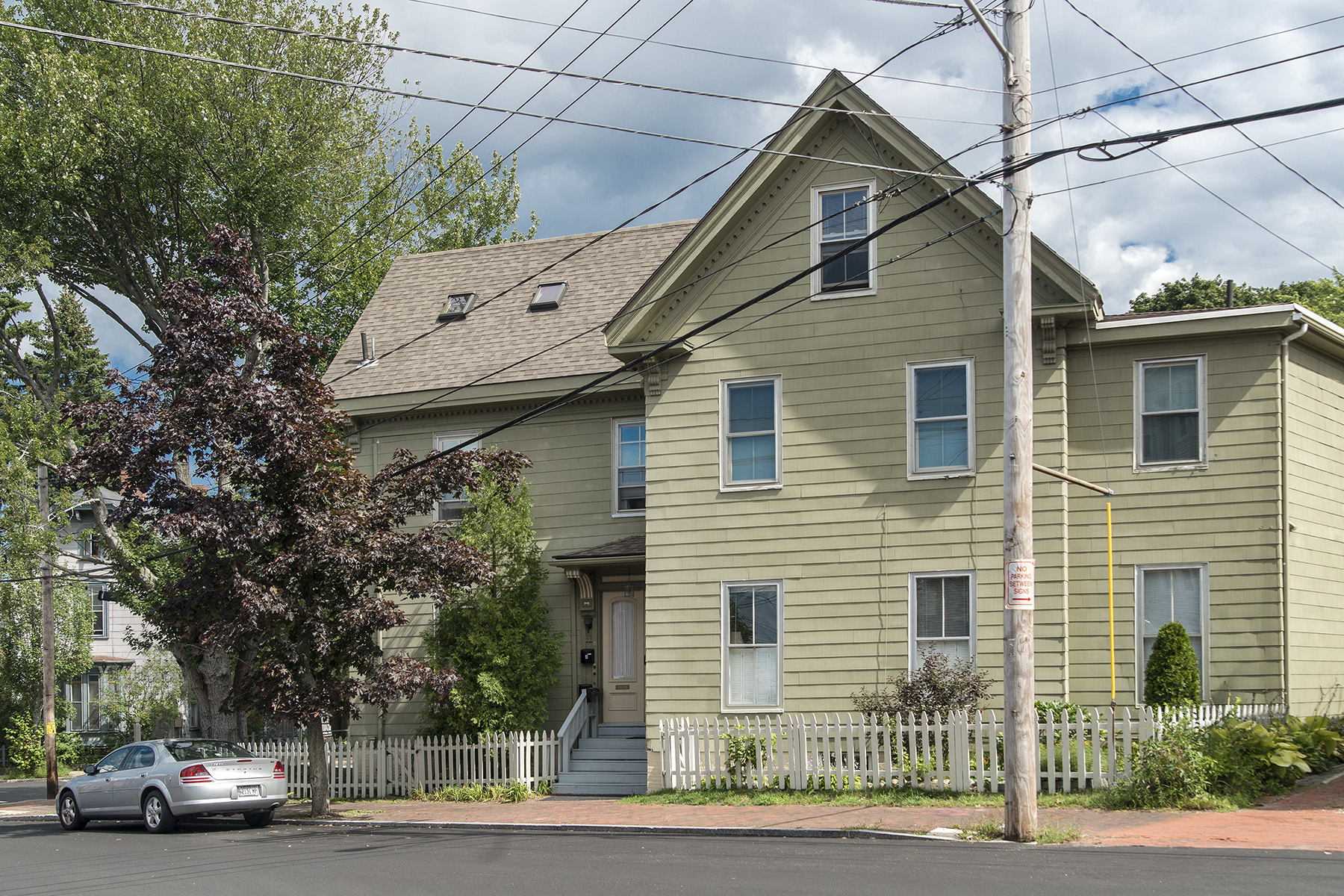 Multi-Family Home for Sale at 59 Bramhall Street Portland, Maine 04102 United States
