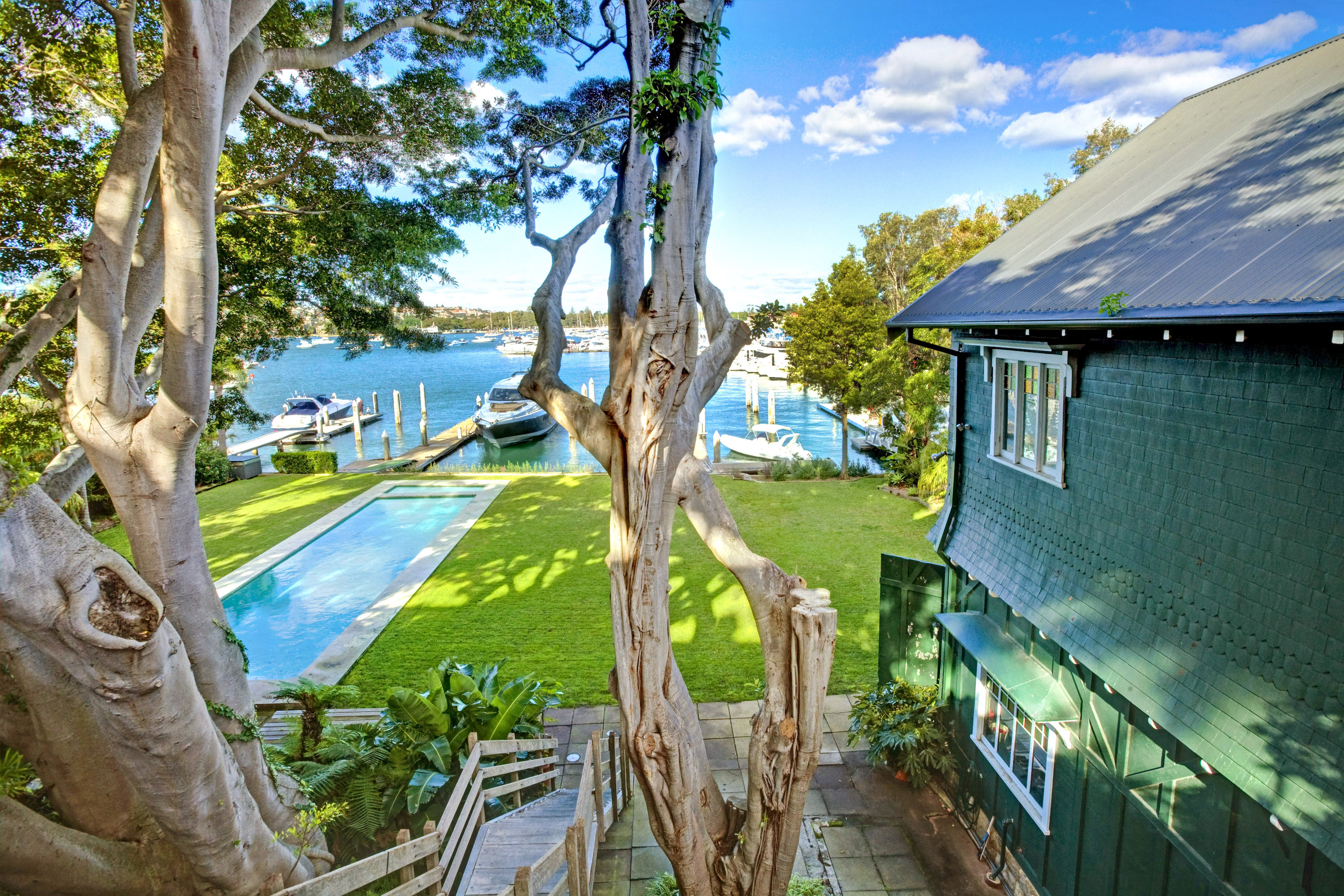 sales property at The Boatshed
