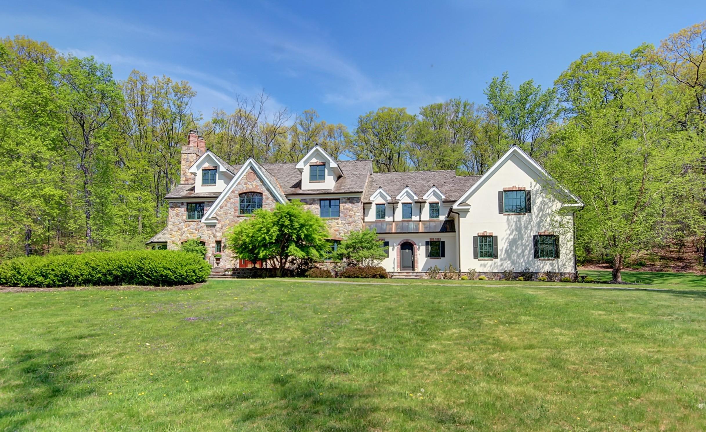 Nhà ở một gia đình vì Bán tại Winston Farm Estate 3 Laurelwood Drive Chester, New Jersey 07931 Hoa Kỳ