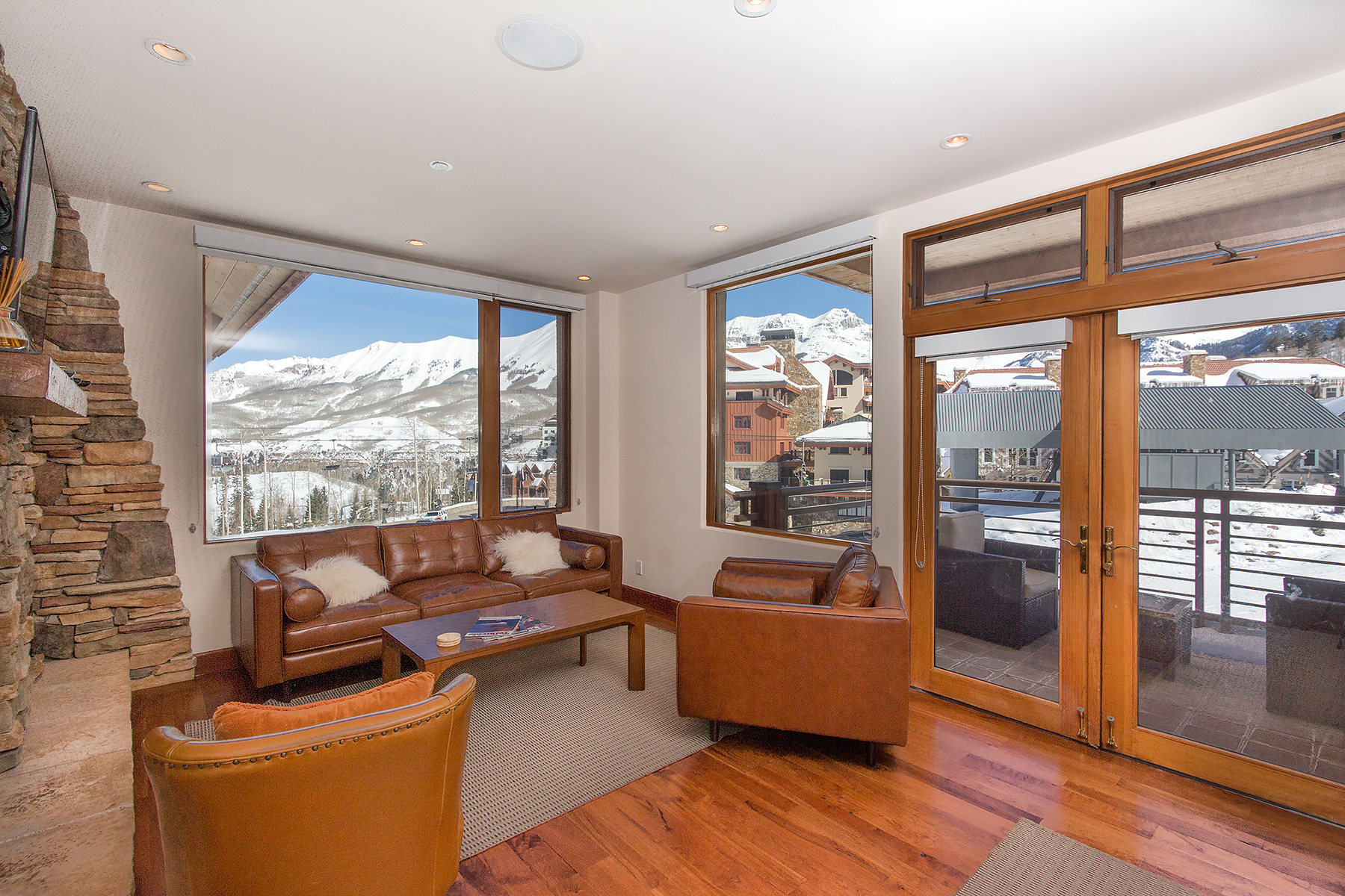 Condomínio para Venda às Granita 302 560 Mountain Village Boulevard, Unit 302 Telluride, Colorado 81435 Estados Unidos