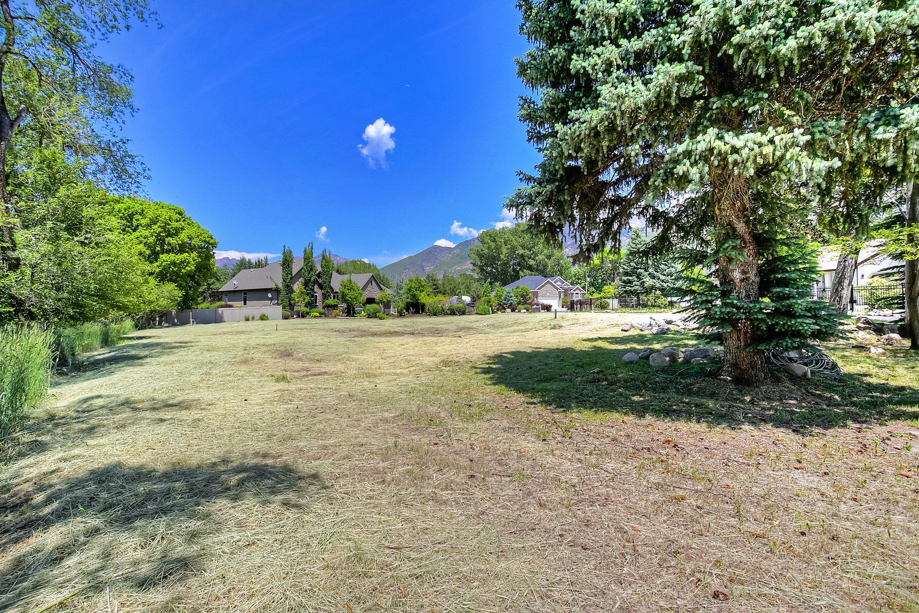 土地 为 销售 在 Private, Wooded Lot with Mountain Views 9522 S Hidden Pine Lane Lot 5 Sandy, 犹他州 84092 美国
