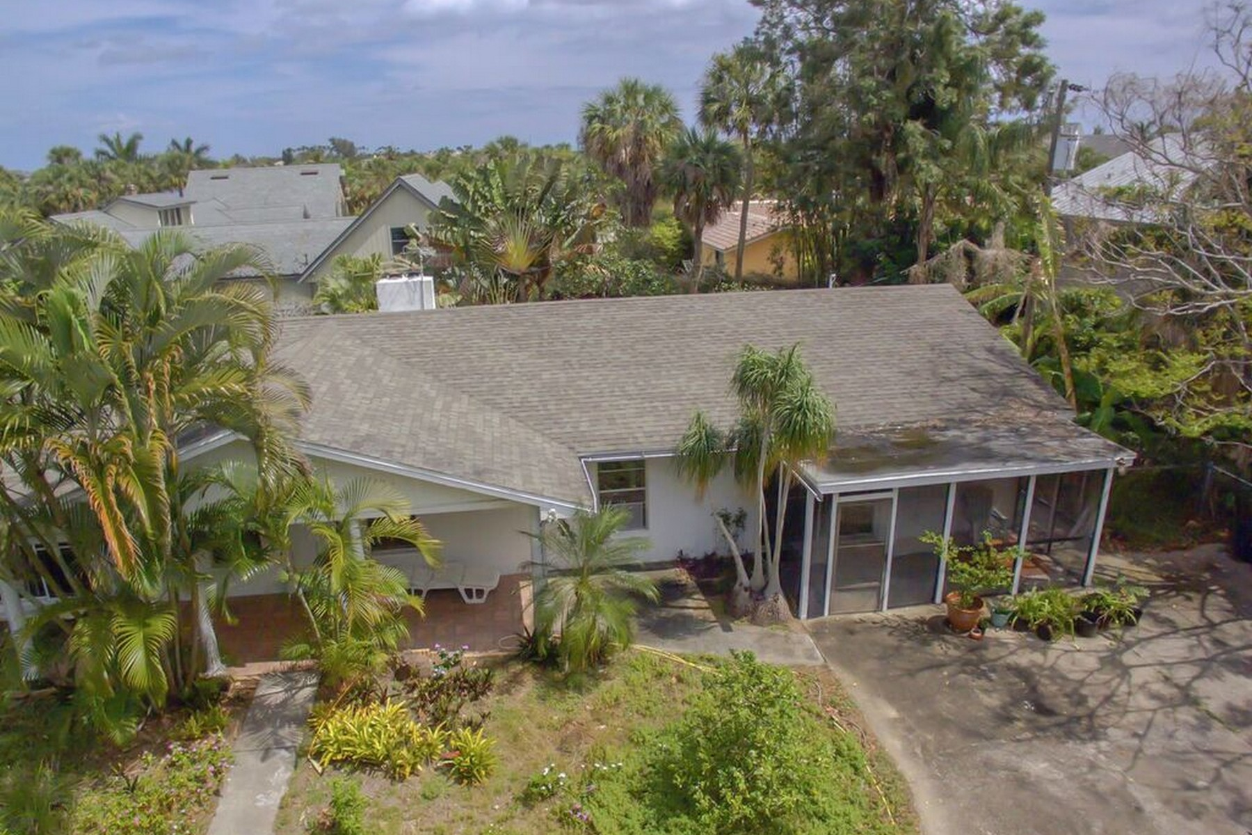 Single Family Home for Sale at 10900 S Tropical Trail Merritt Island, Florida 32952 United States