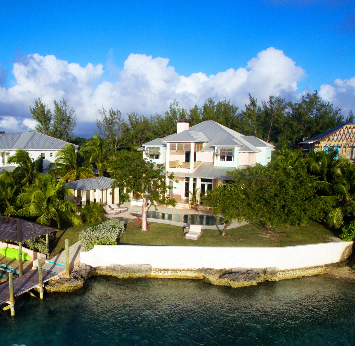 Single Family Home for Sale at Buttonwood Harbour Estate Harbour Island, Eleuthera Bahamas