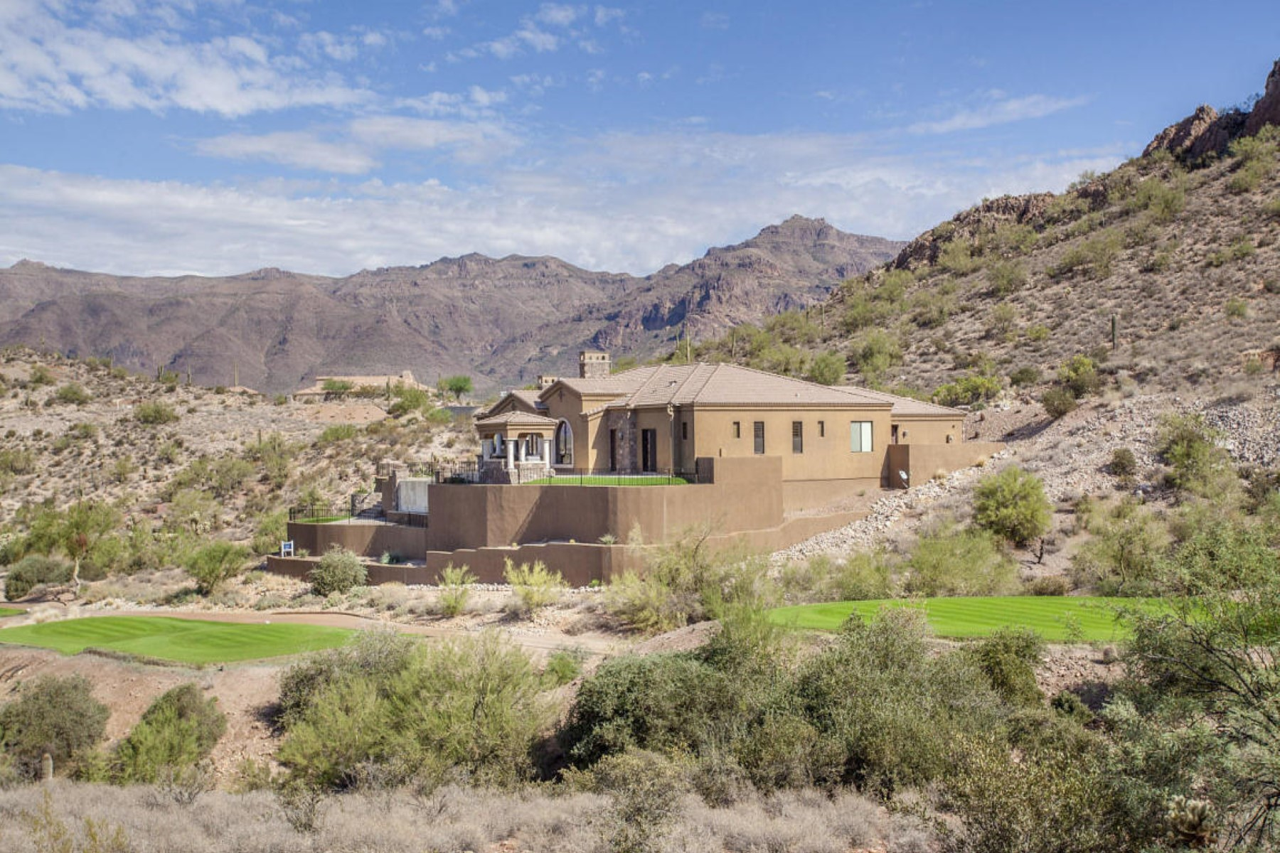 rentals property at Luxurious living at the Valley's most majestic golf course