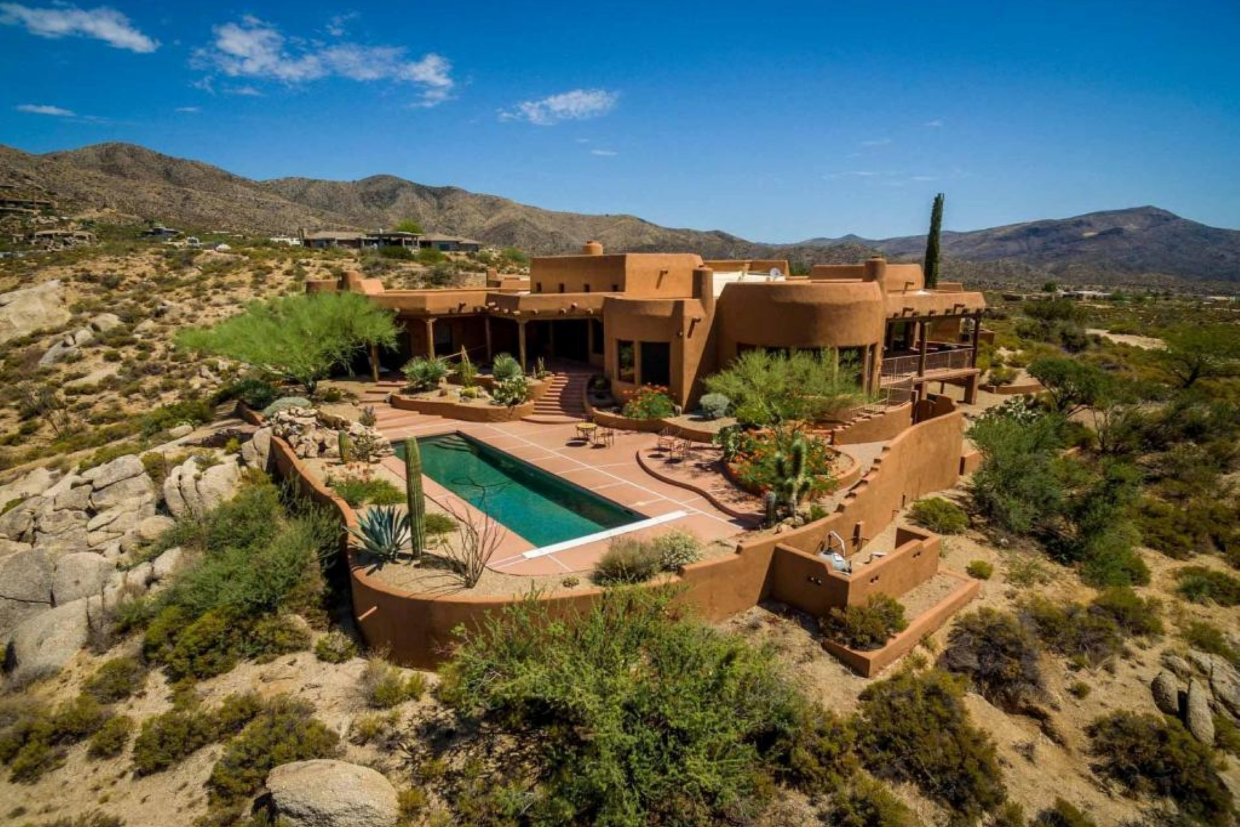 sales property at Elevated home with the best views in Cave Creek