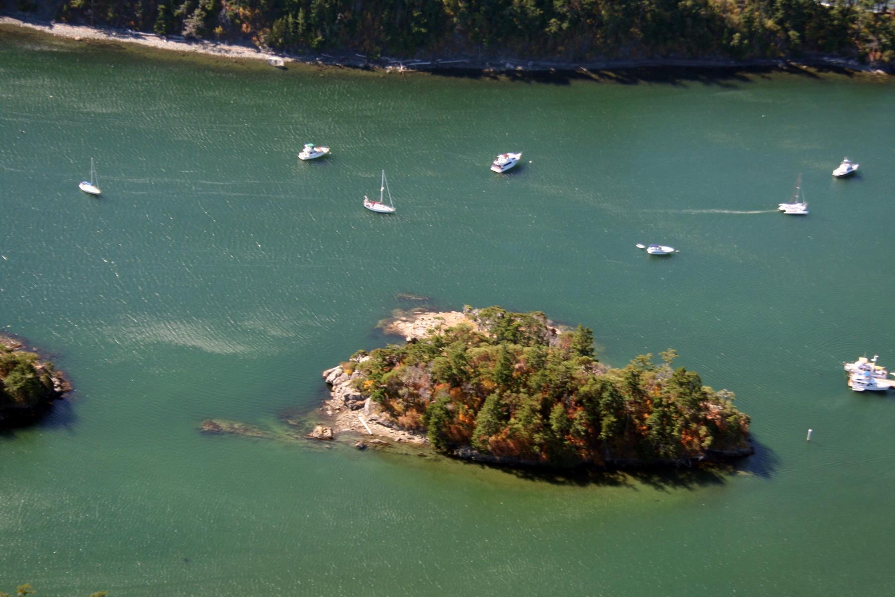 土地 のために 売買 アット Private Island in the Sucia Islands Harndon Island Eastsound, ワシントン, 98245 アメリカ合衆国