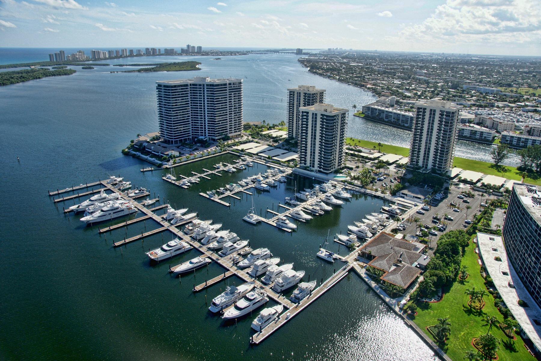 Appartement en copropriété pour l Vente à 100 Lakeshore Drive #2056 Old Port Cove, North Palm Beach, Florida, 33408 États-Unis