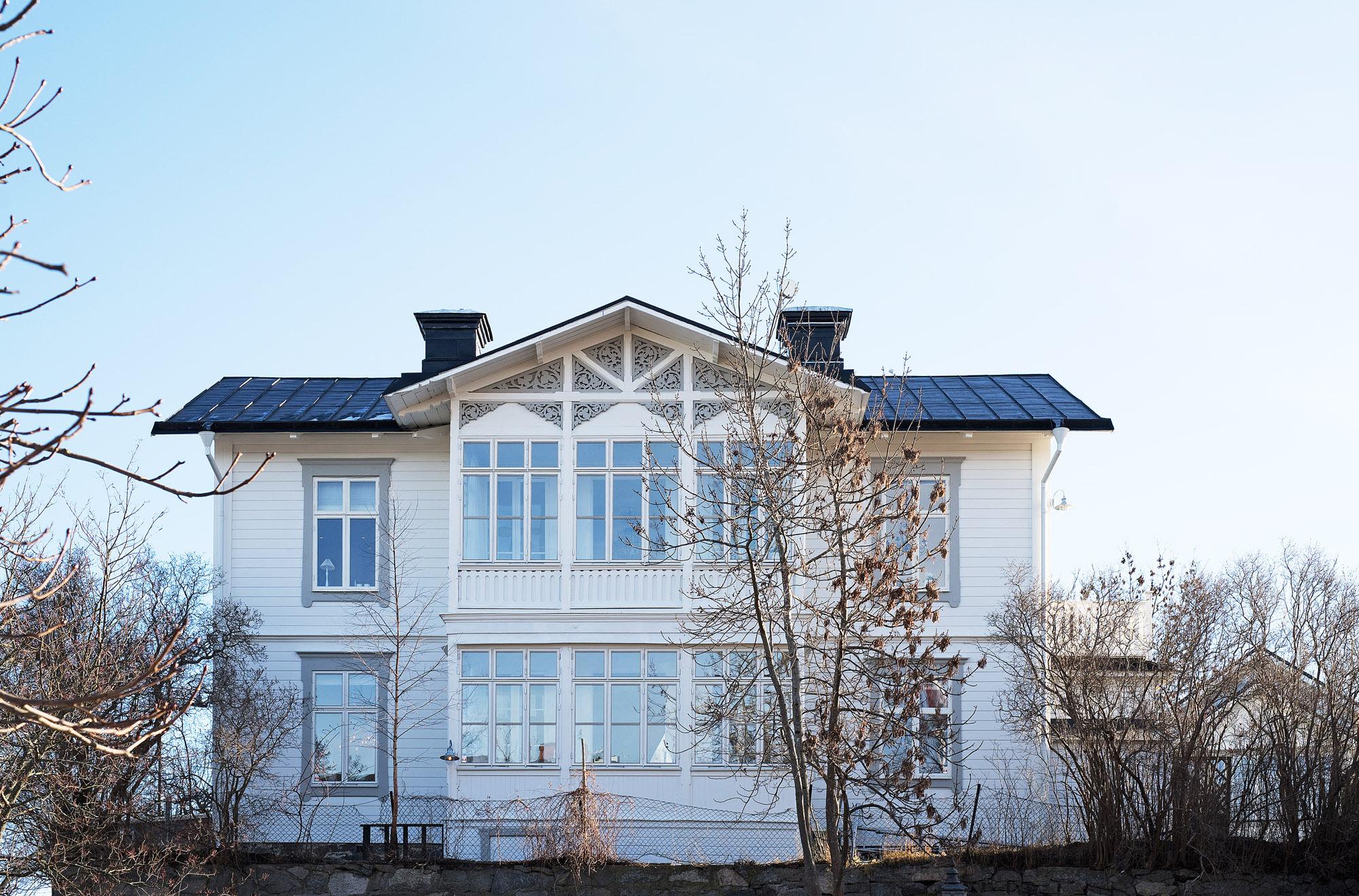 단독 가정 주택 용 매매 에 Magnificent home in the heart of Vaxholm Vaxholm, Stockholm, 스웨덴