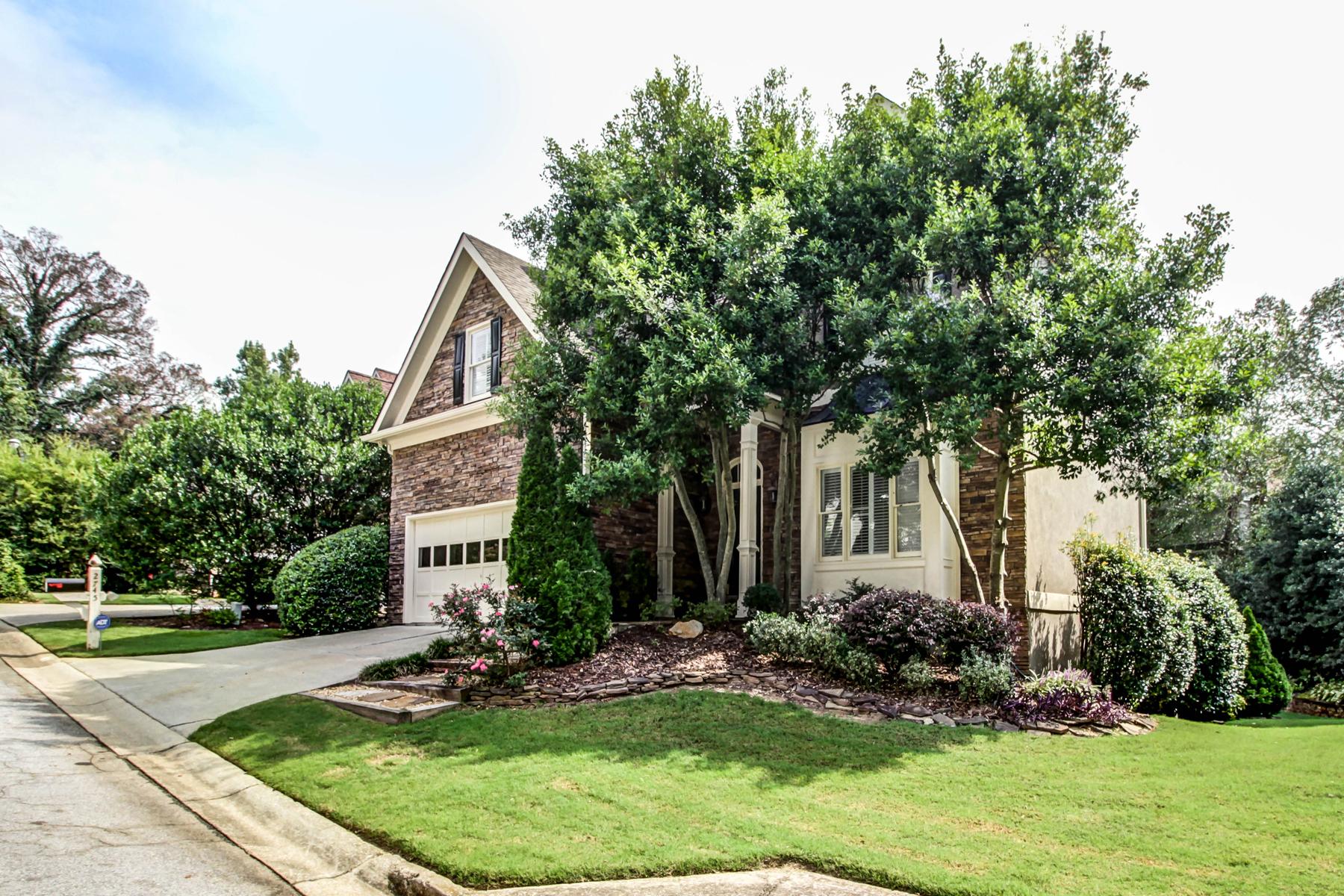 一戸建て のために 売買 アット Fantastic Opportunity In Vinings 2745 Brookgrove Court SE Atlanta, ジョージア 30339 アメリカ合衆国