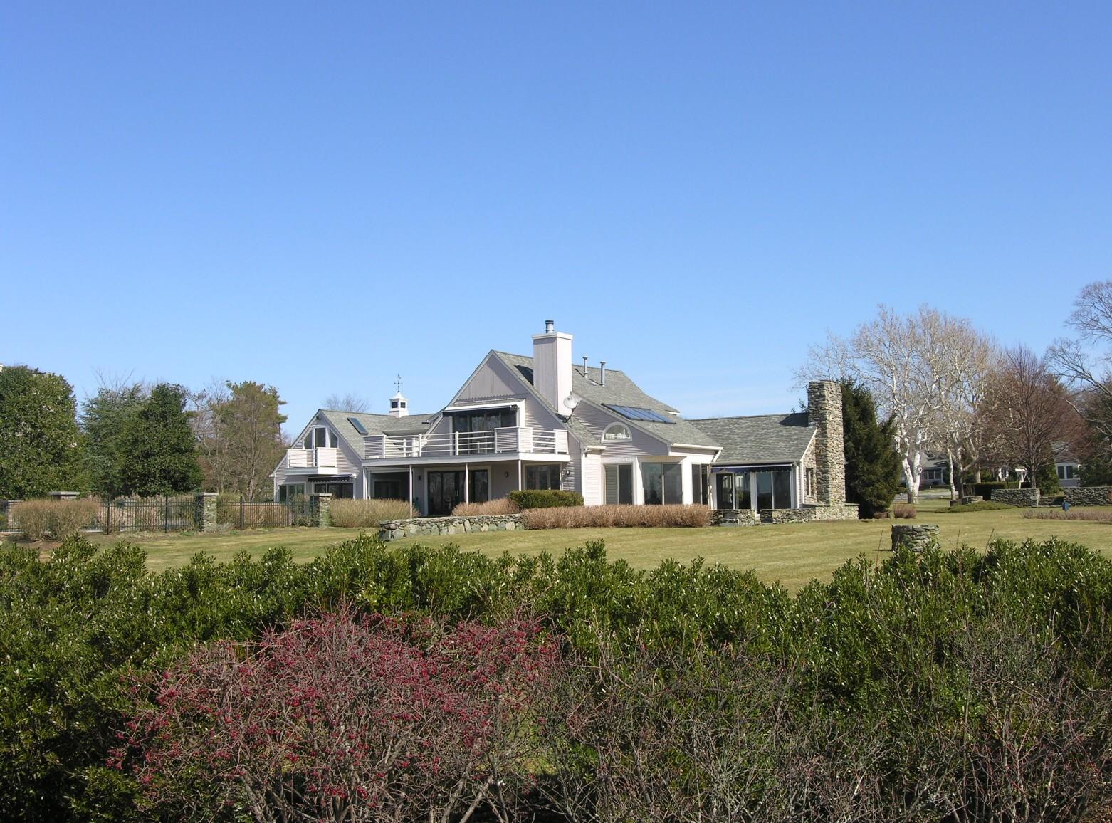 Maison unifamiliale pour l Vente à Oyster Point Waterviews 16 Oyster Point Warren, Rhode Island, 02885 États-Unis