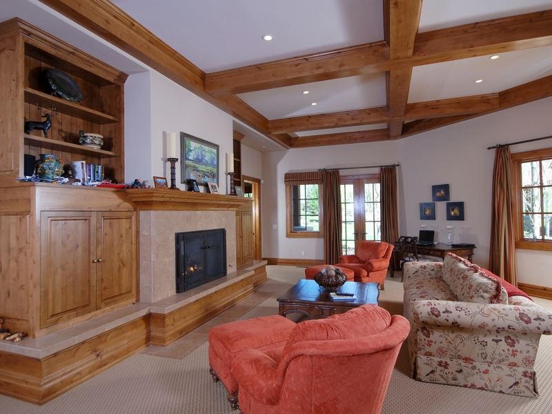 Additional photo for property listing at Generational Masterpiece 301 Wall Street Ketchum, Idaho 83340 United States