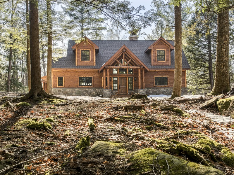 sales property at White Pine Lodge at the Chapin Estate