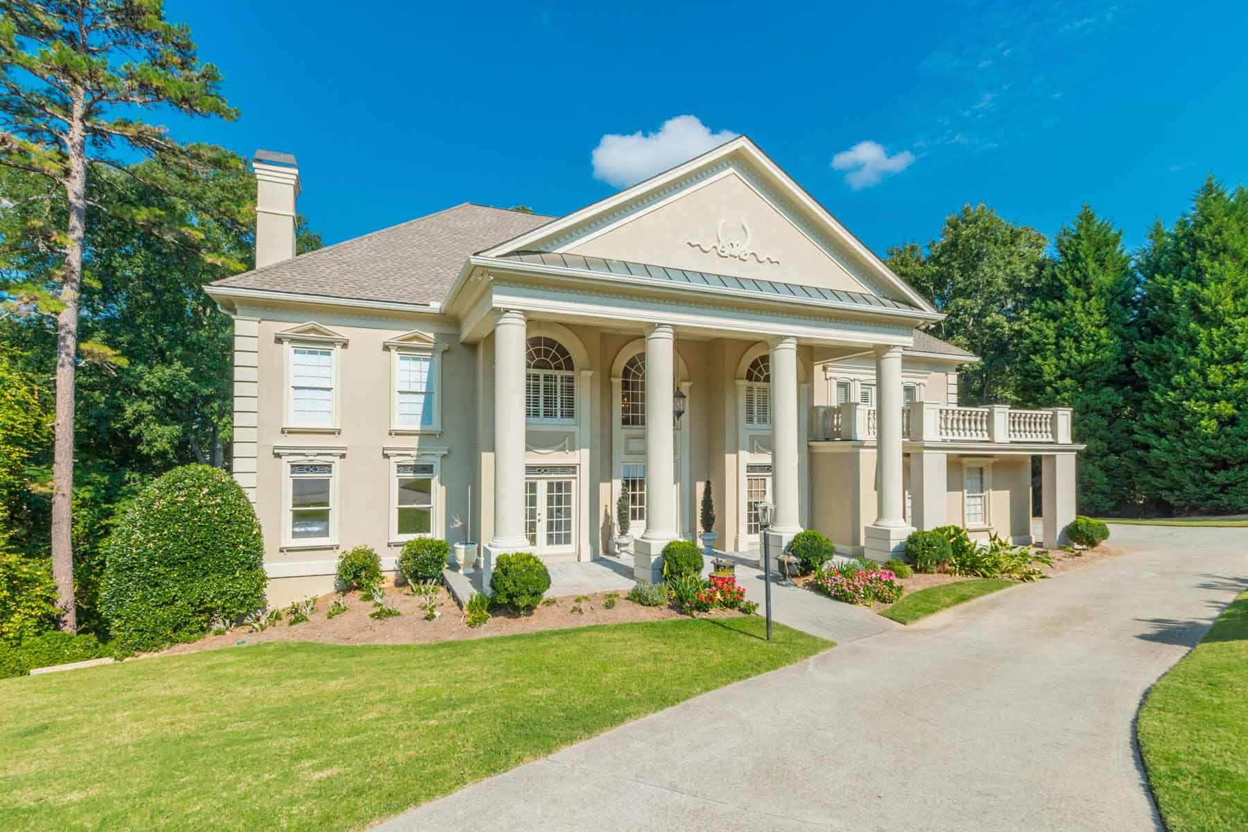 Casa Unifamiliar por un Venta en Roswell Estate 115 S Smead Court Roswell, Georgia, 30076 Estados Unidos