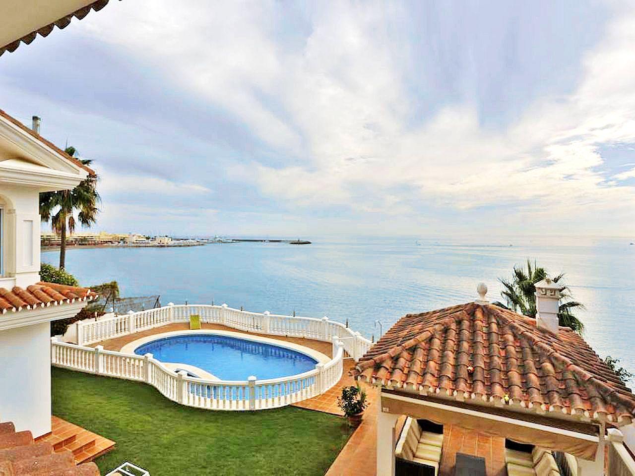 Single Family Home for Sale at Beachfront Benalmadena Benalmadena, Costa Del Sol 29630 Spain