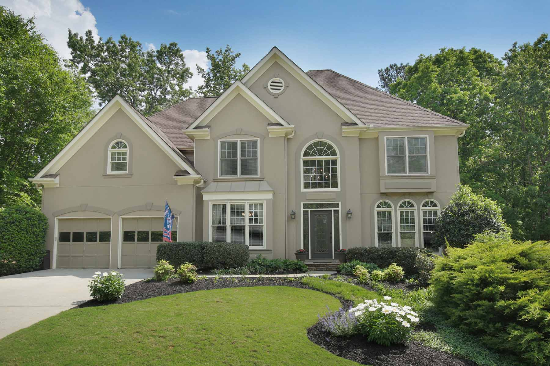sales property at Renovated Traditional Home in Johns Creek
