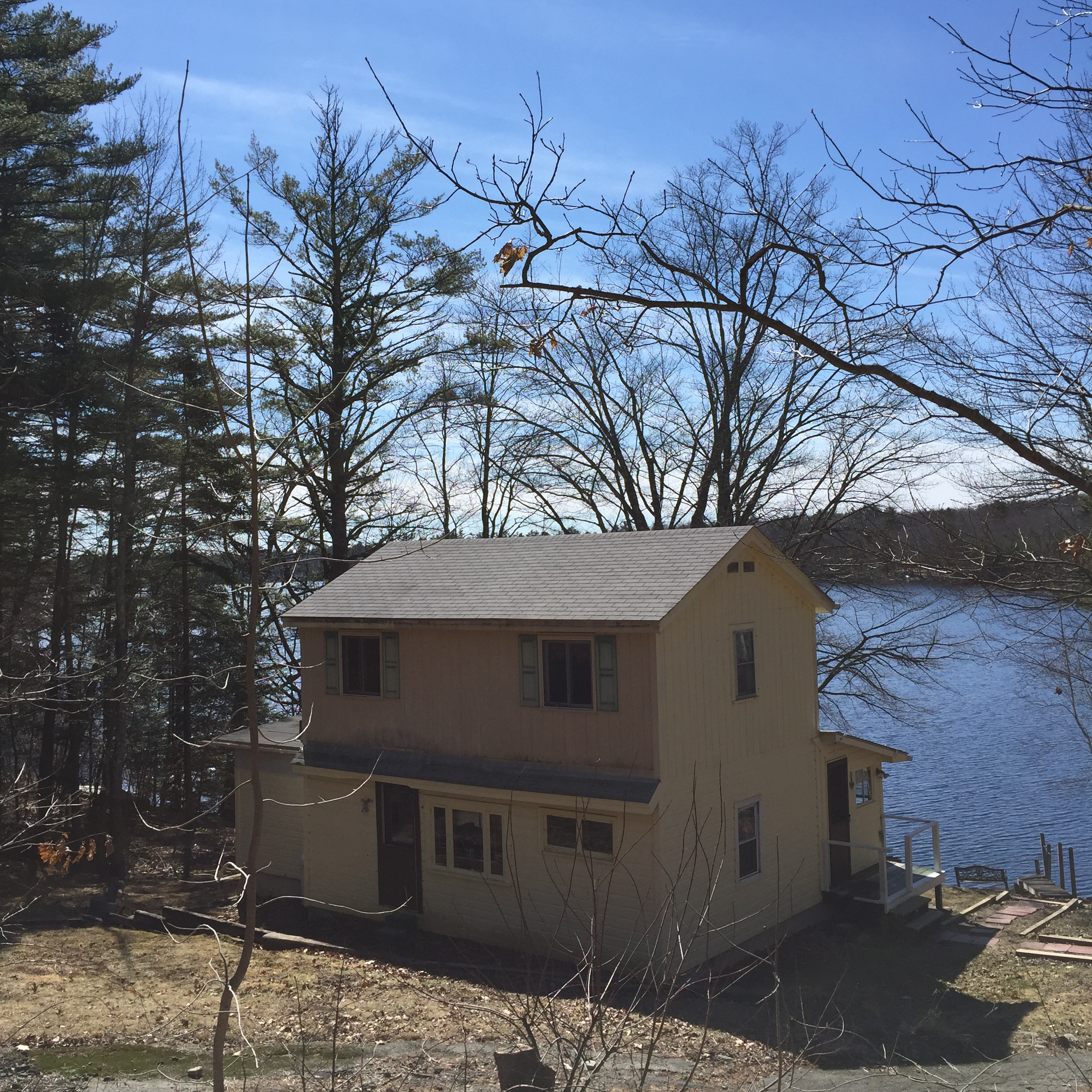 Single Family Home for Sale at Burma Road 37 Burma Road Nobleboro, Maine, 04551 United States