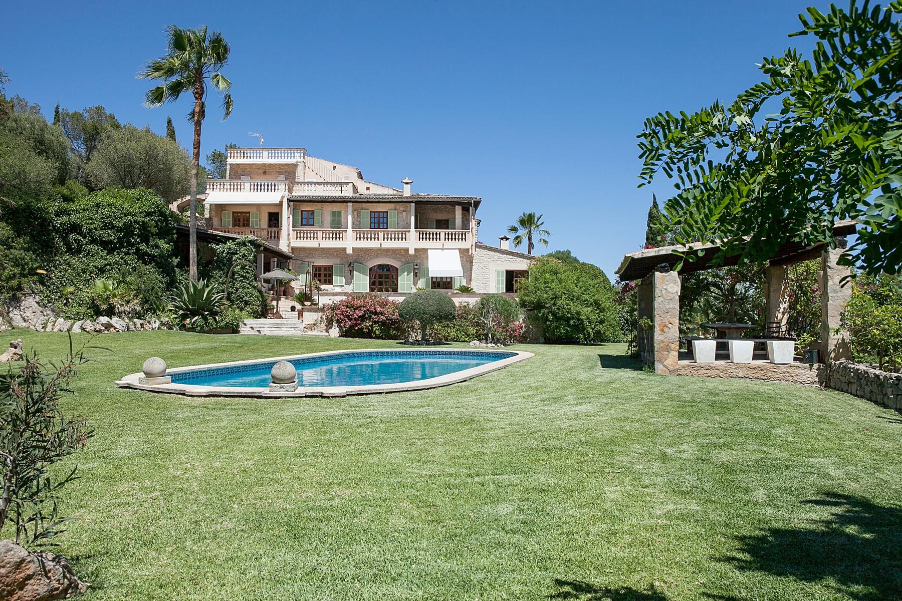 Casa para uma família para Venda às Exlusive Country Estate in Montuiri Montuiri, Palma De Maiorca, 07230 Espanha
