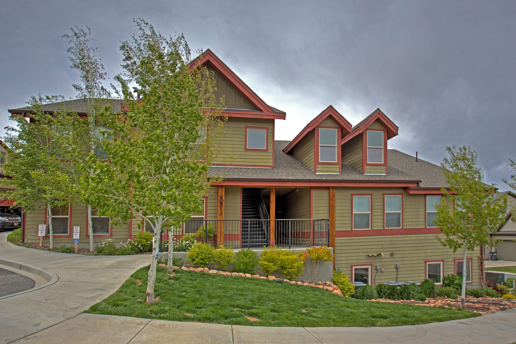 Condominium for Sale at Top Floor Condo in Bear Hollow 5573 N Oslo Ln Unit #203 Park City, Utah 84098 United States