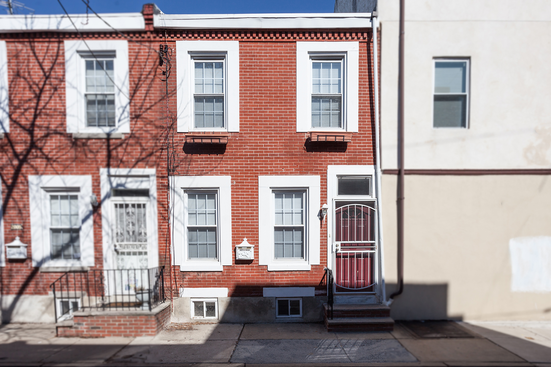 Stadthaus für Verkauf beim Philadelphia, PA 2003 Saint Albans St Philadelphia, Pennsylvanien, 19146 Vereinigte Staaten