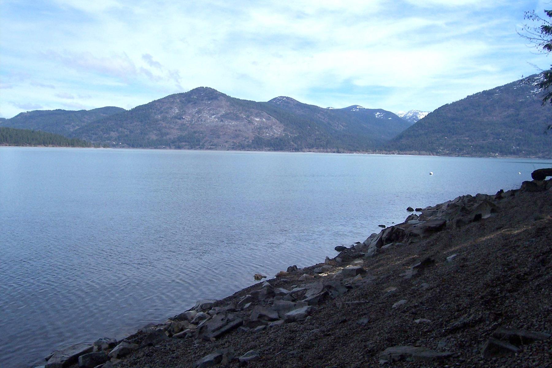 Land for Sale at Panoramic Lake Pend Oreille Waterfront Lot Lot 6 Aerie Lane Sagle, Idaho, 83864 United States