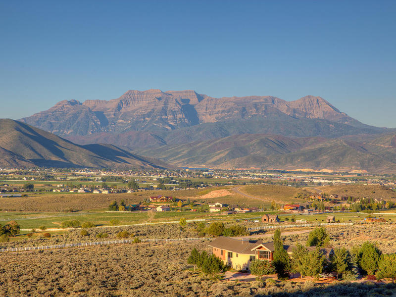 地產 為 出售 在 Spectacular Unobstructed Views of the Majestic Timpanogos 4435 Greener Hills Dr Heber City, 猶他州 84032 美國