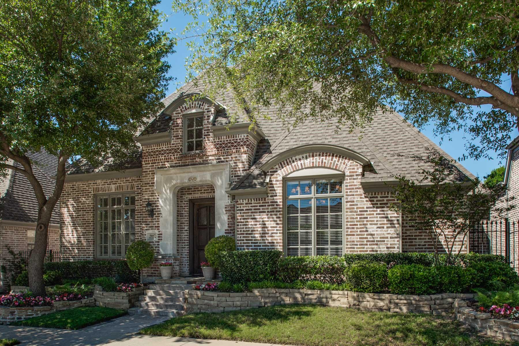 Villa per Vendita alle ore Luxury Gated Community 5667 Miramar Drive Frisco, Texas, 75034 Stati Uniti