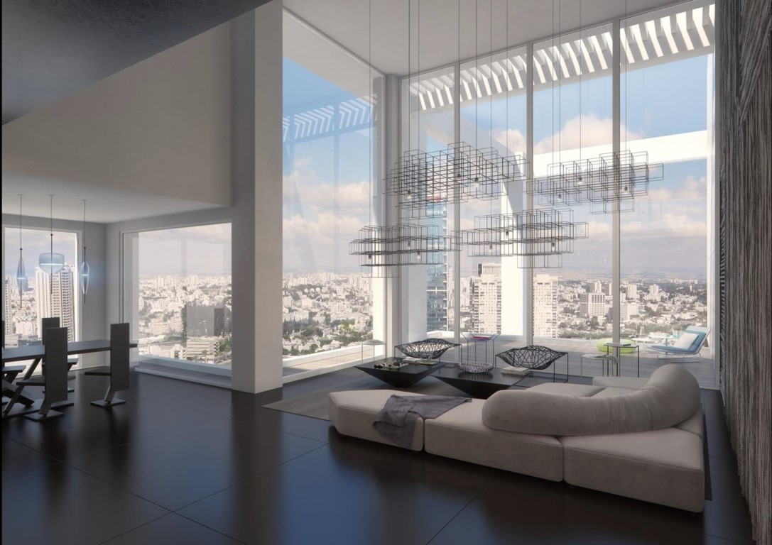sales property at Sarona Towers' Crown Duplex