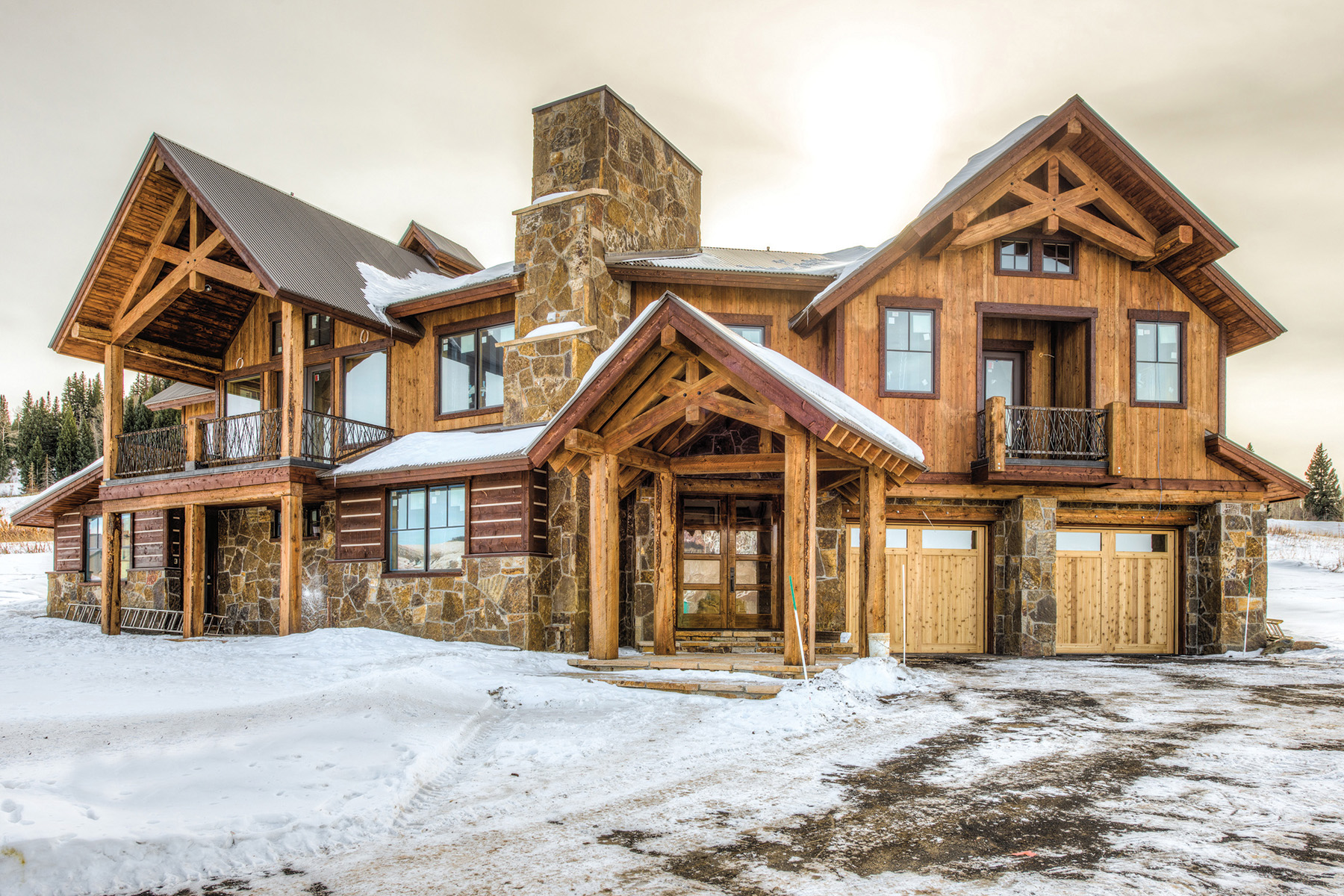 Single Family Home for Sale at Ski In/Ski Out Custom Build 16 Walking Deer Mount Crested Butte, Colorado 81225 United States